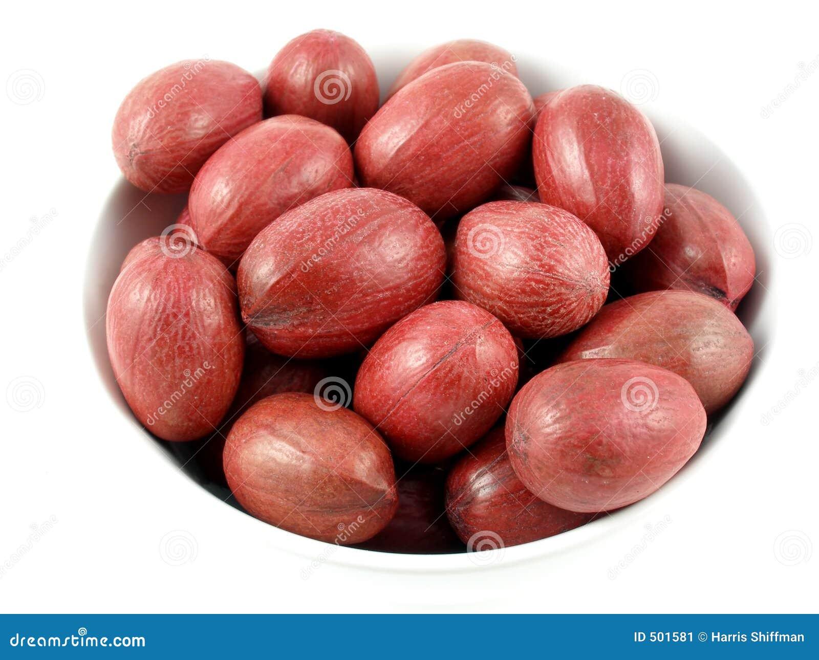 Pecannötter