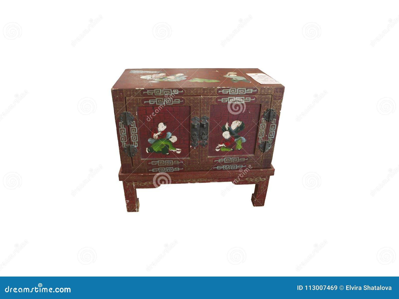 Asombroso Carril De La Vendimia Muebles De Esperanza En El Pecho ...