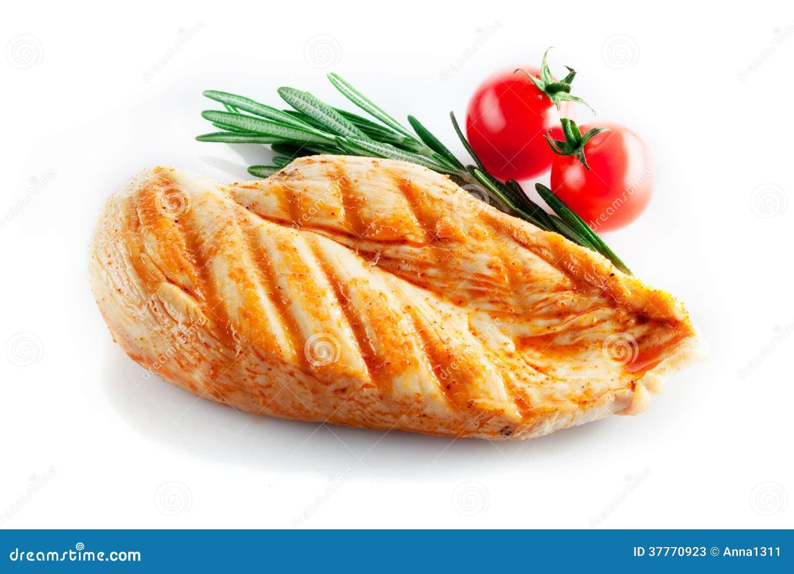 Cocinar la pechuga de pollo en