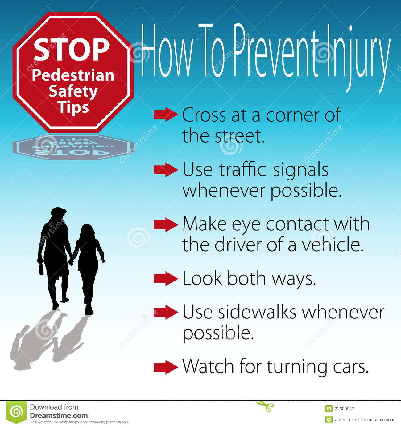 safety tips more