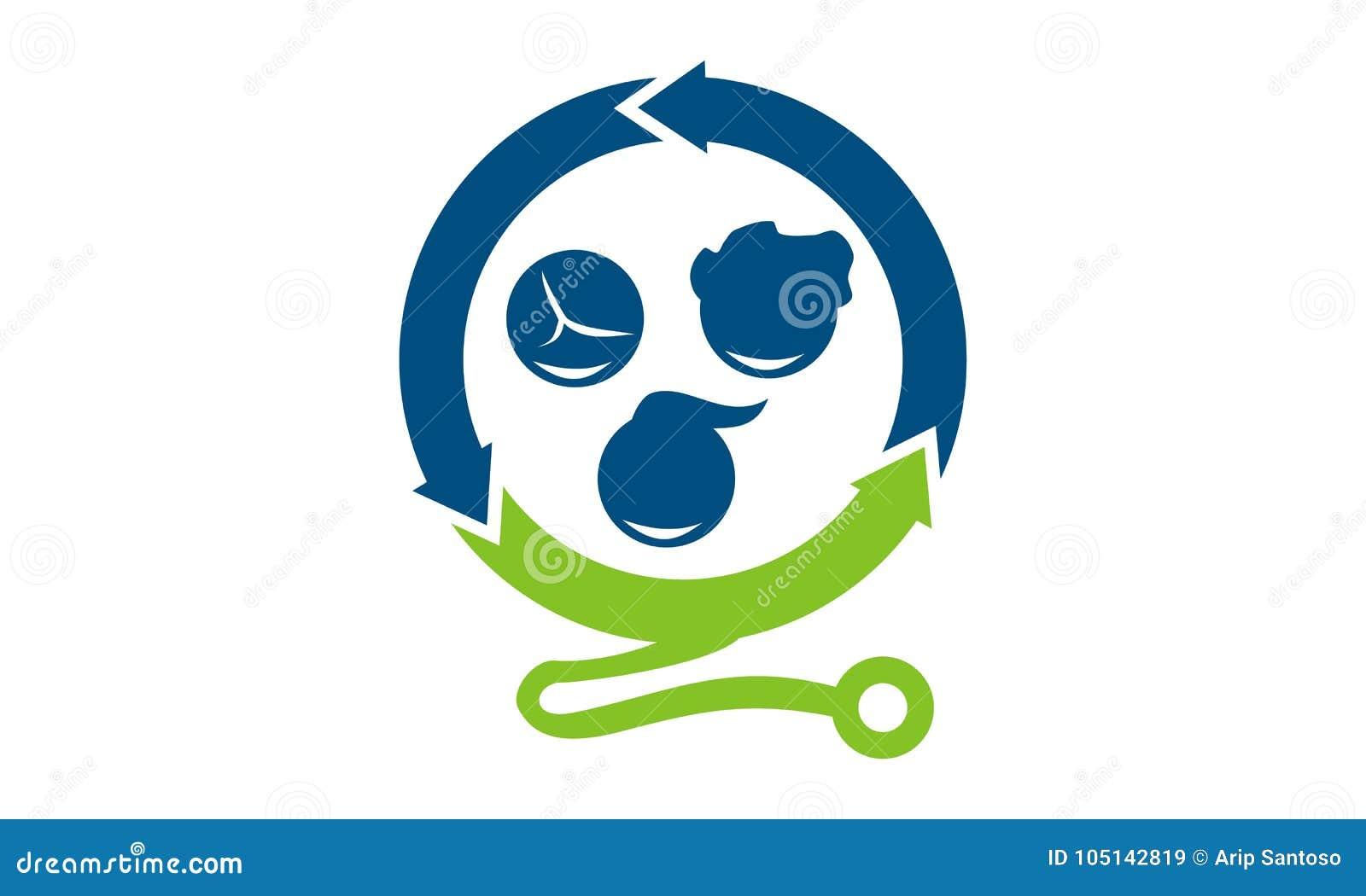 Pediaterkliniek Logo Design Template