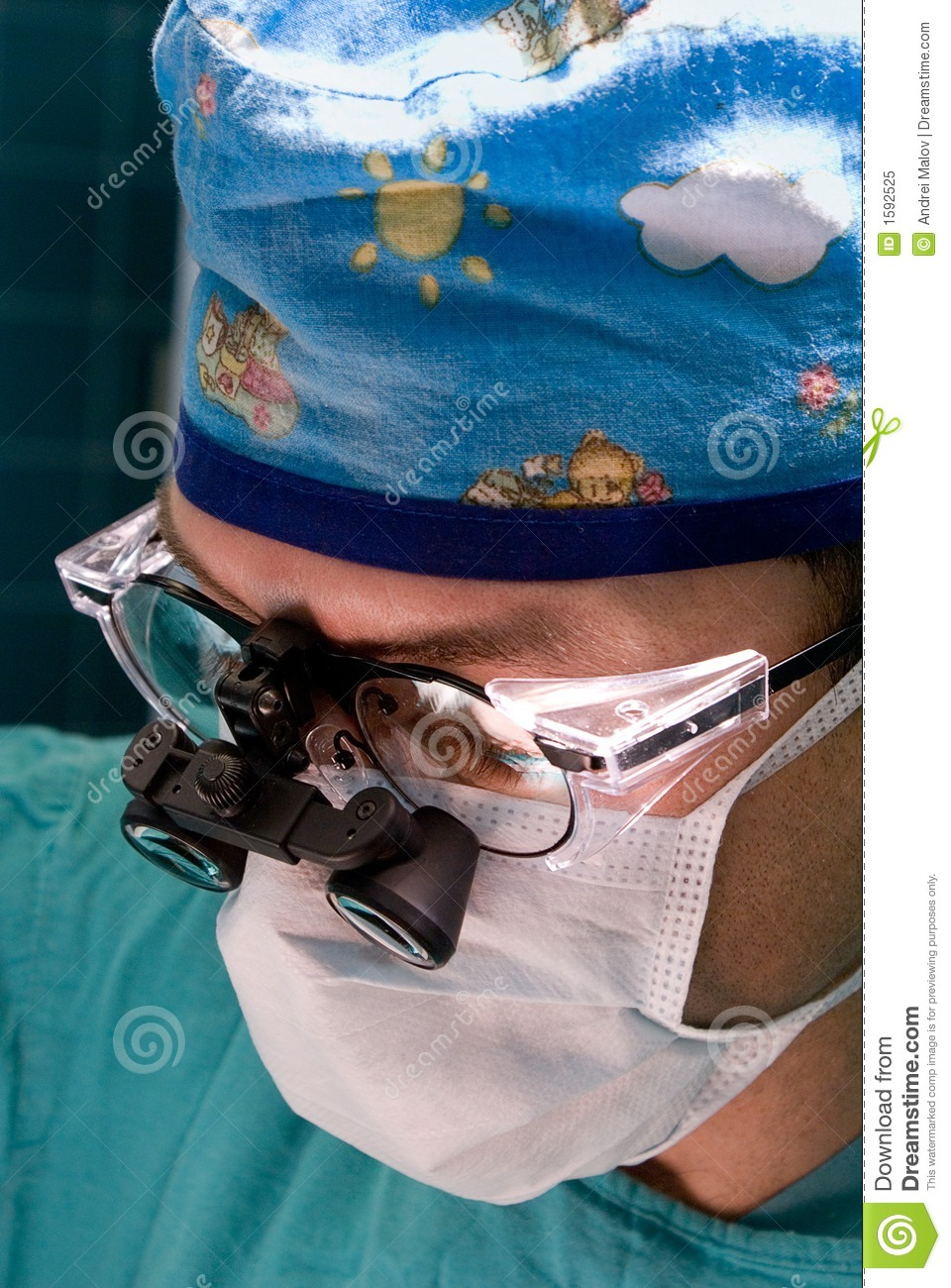 Pediatric Surgeon Royalty Free Stock Photo - Image: 1592525
