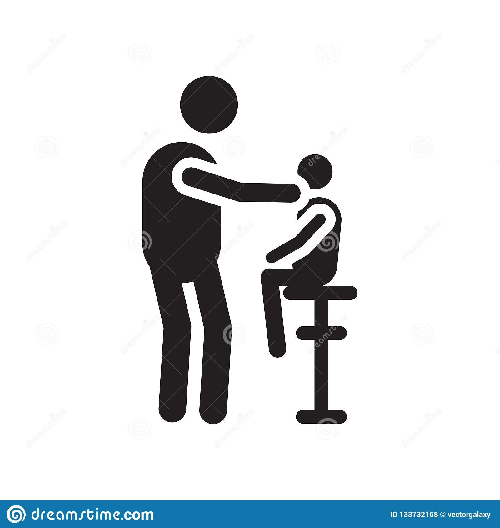 Pediatrics And Pediatrician Medical Symbol Stock Photo ...