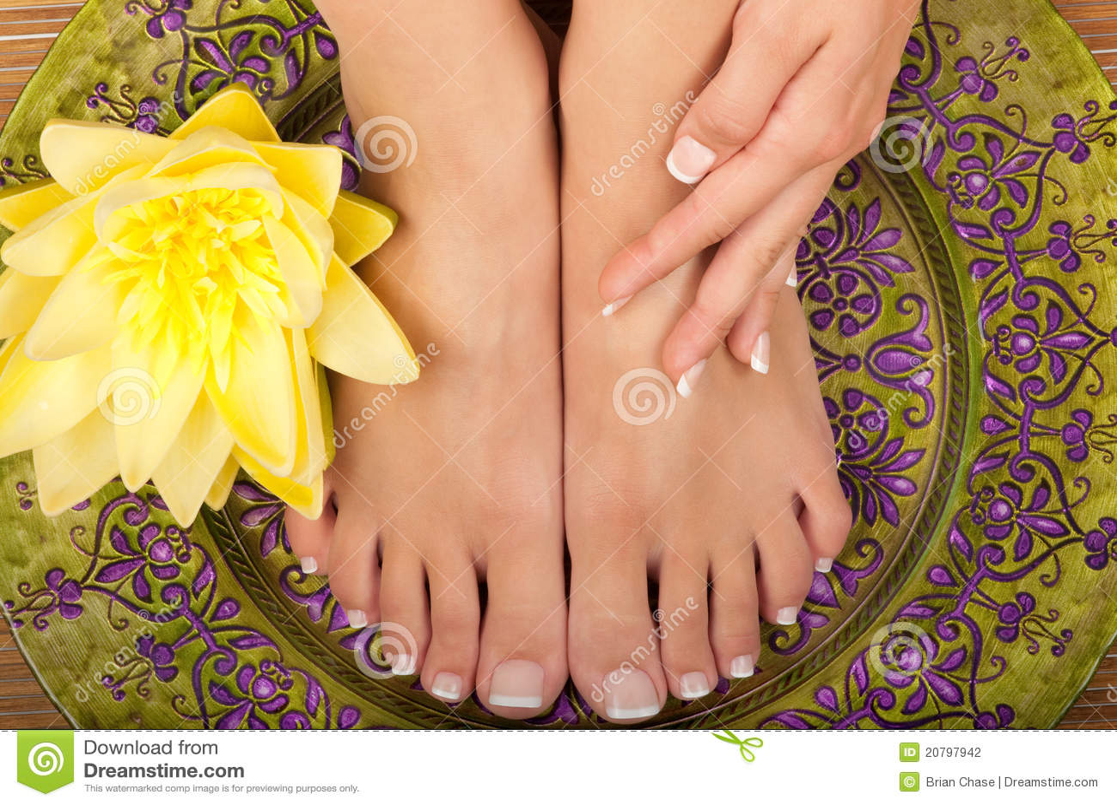 Pedicure and Manicure Spa