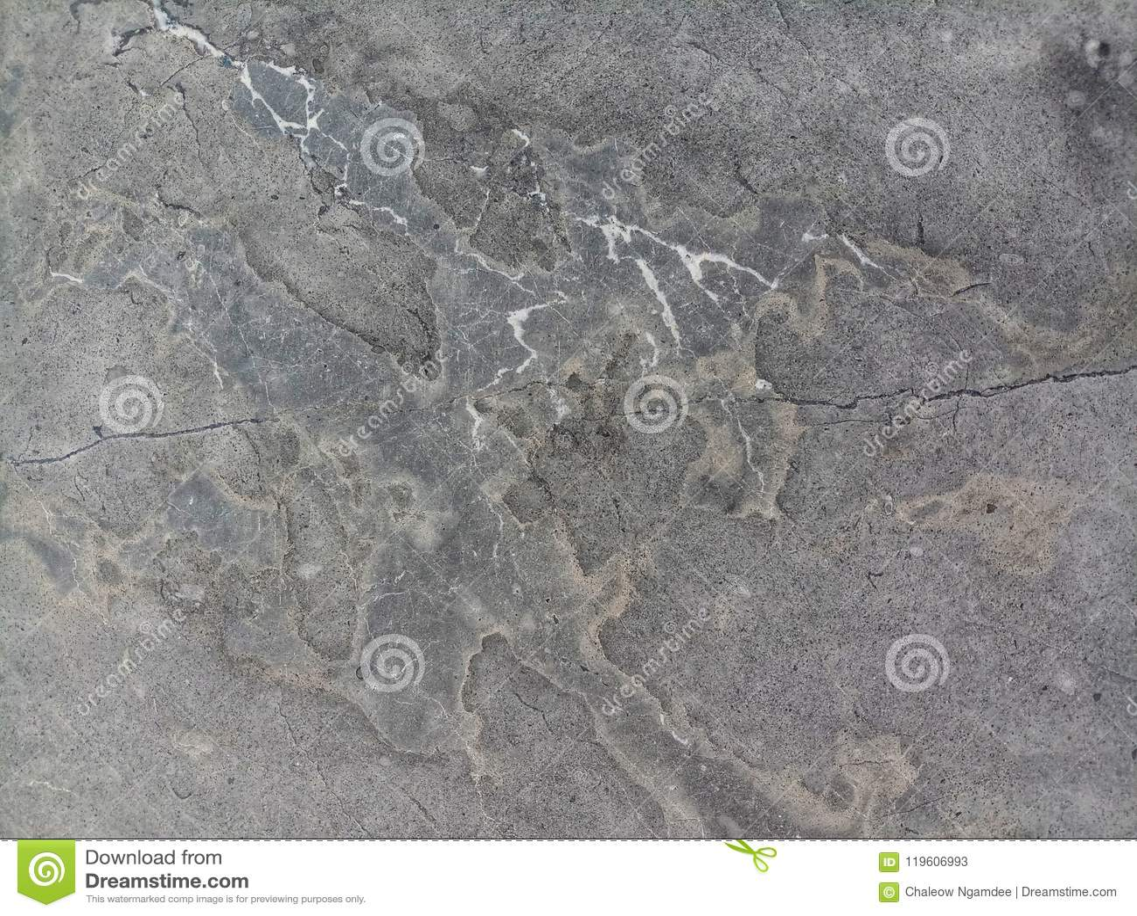 Pedra de mármore cinzenta do close up ou preta de superfície