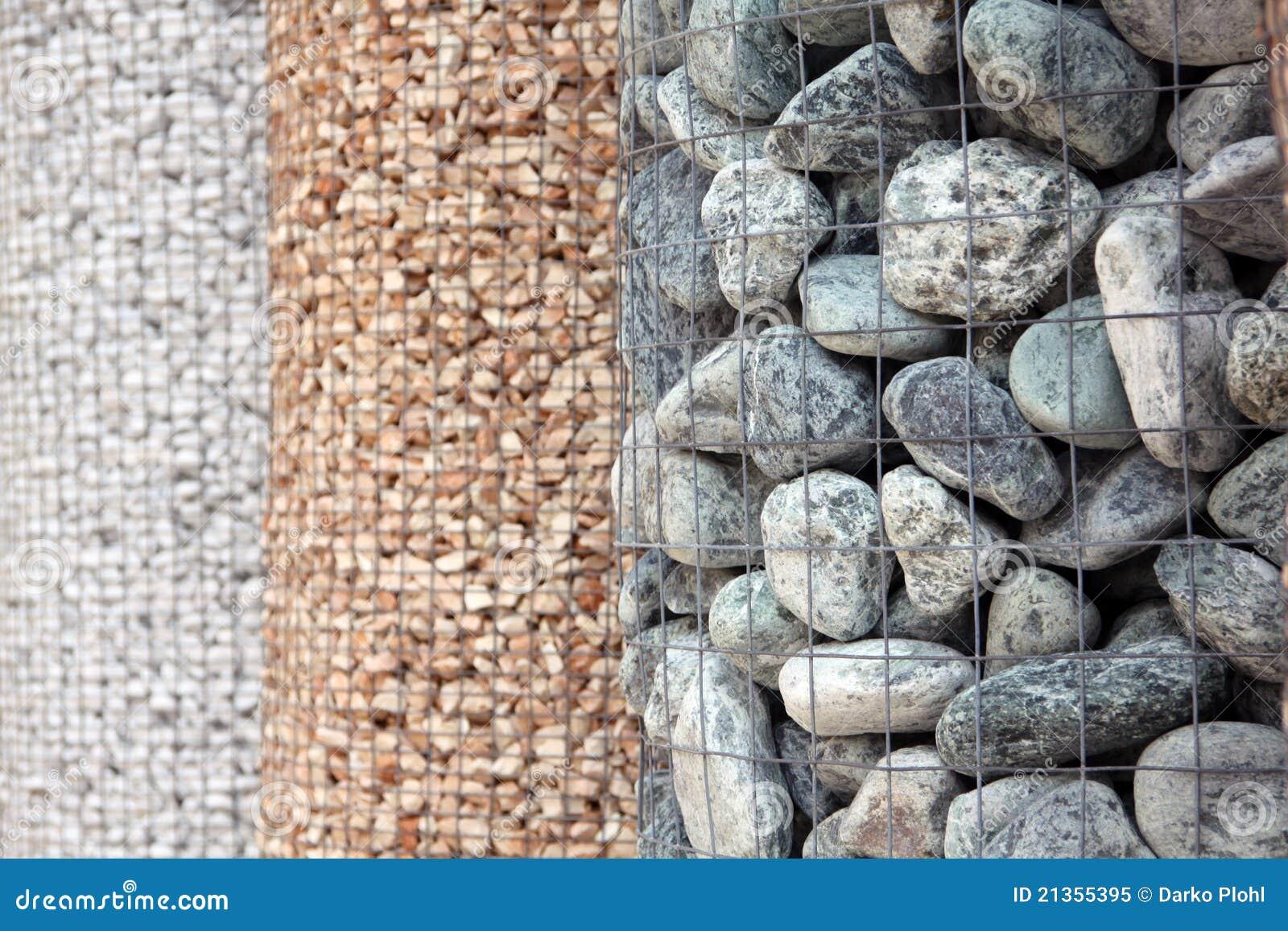 decoracao jardim pedras:Pedra Decorativa Para A Decoração Do Jardim Foto de Stock Royalty