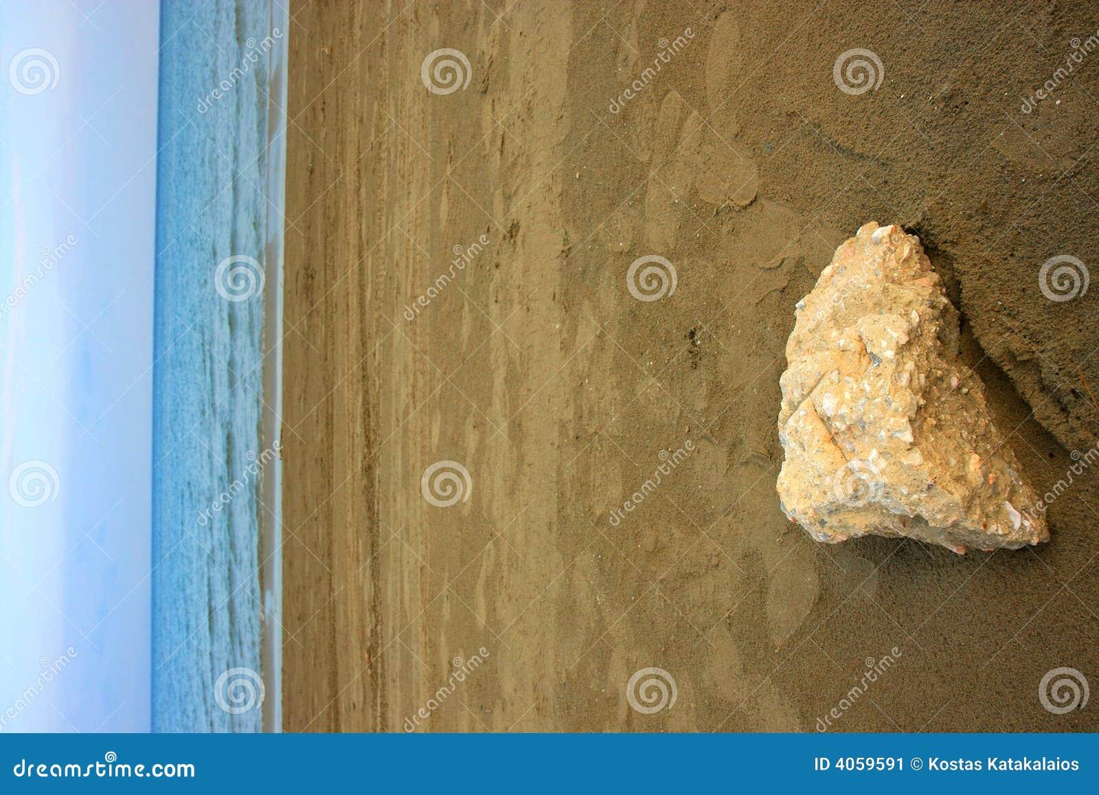 Pedra do mar