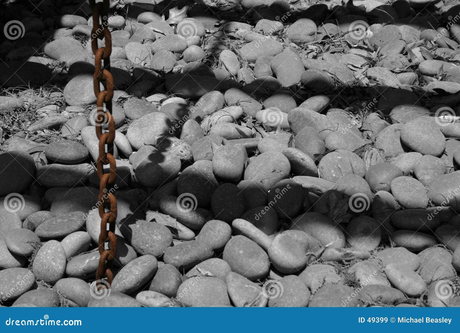 Pedra e sombra