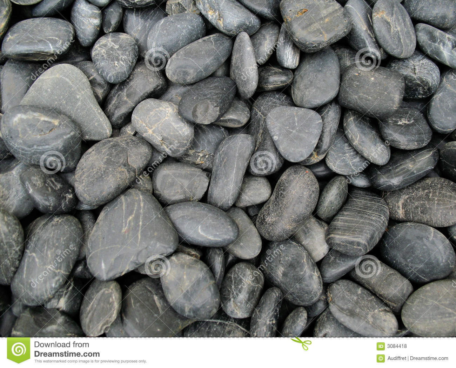 Pedras cinzentas