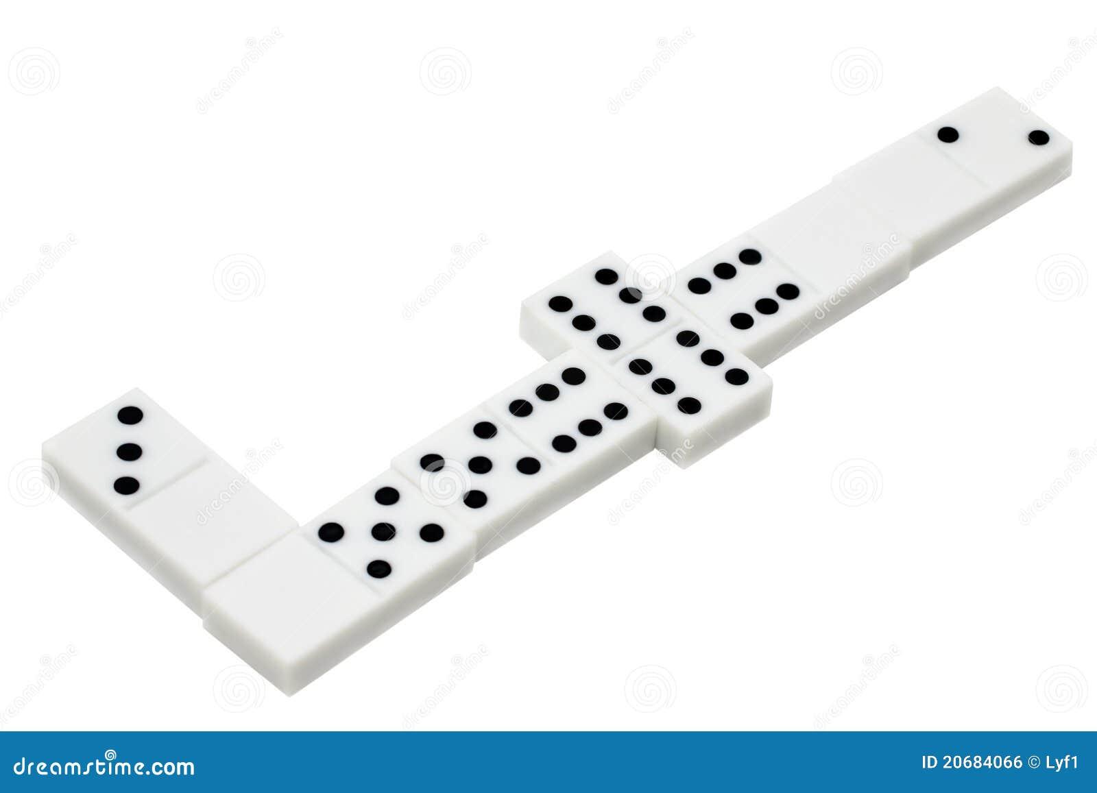 Pedras do dominó