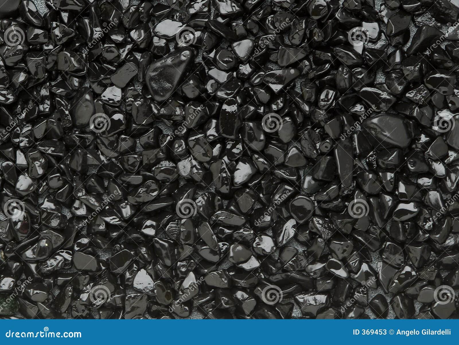 Pedras Pequenas Pretas Imagem De Stock Imagem De Material 369453