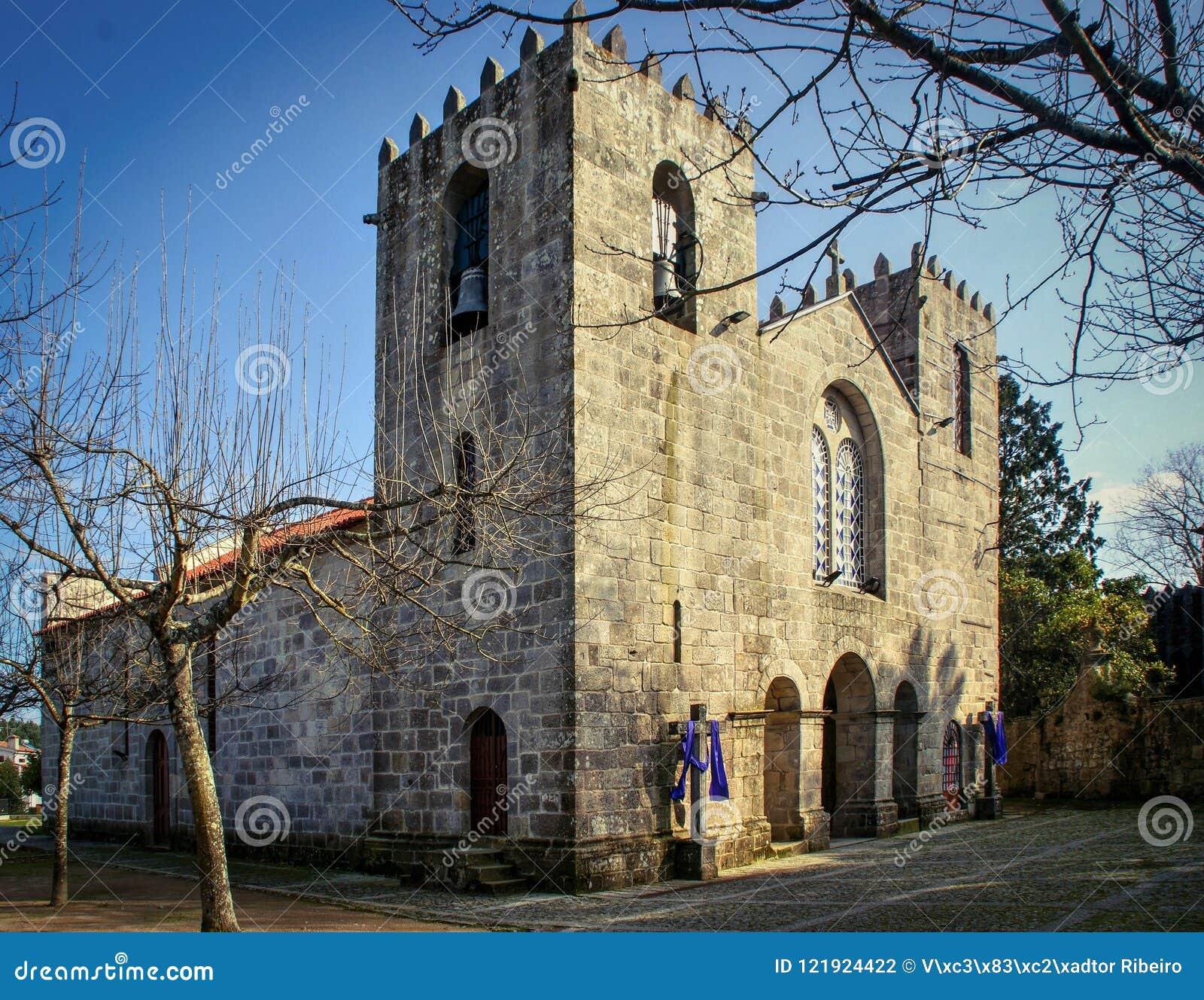 Pedroso monastery in Vila Nova de Gaia