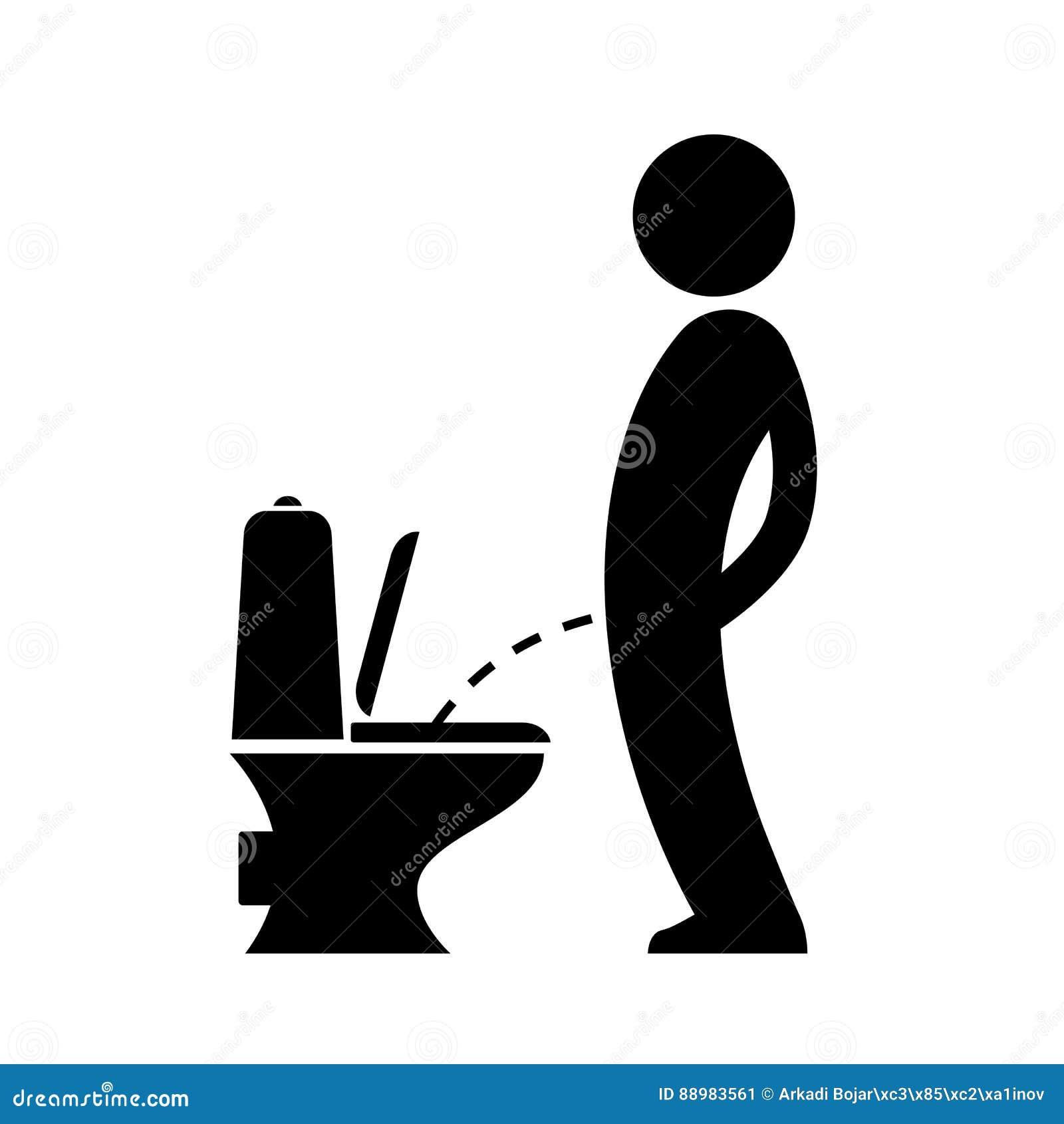 community door peeing type