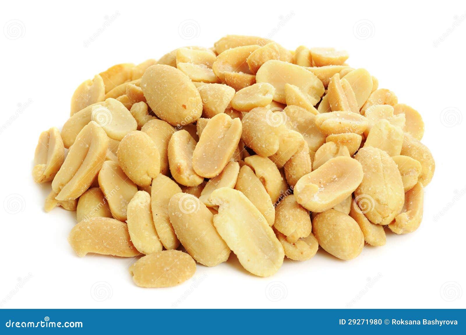 Peeled ha salato le arachidi