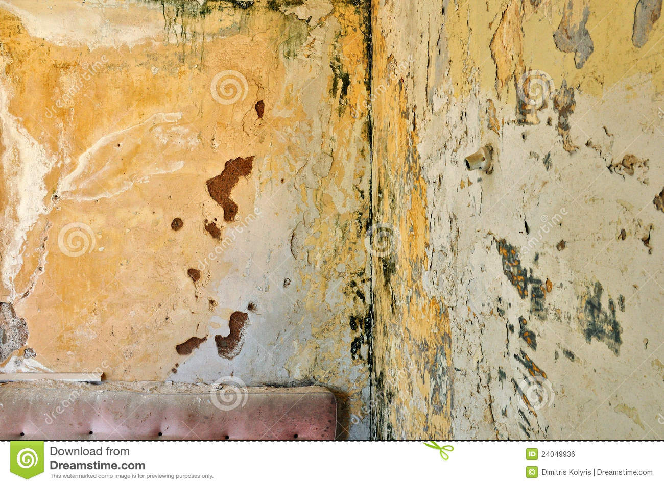 peeling grunge wall background texture royalty free stock. Black Bedroom Furniture Sets. Home Design Ideas