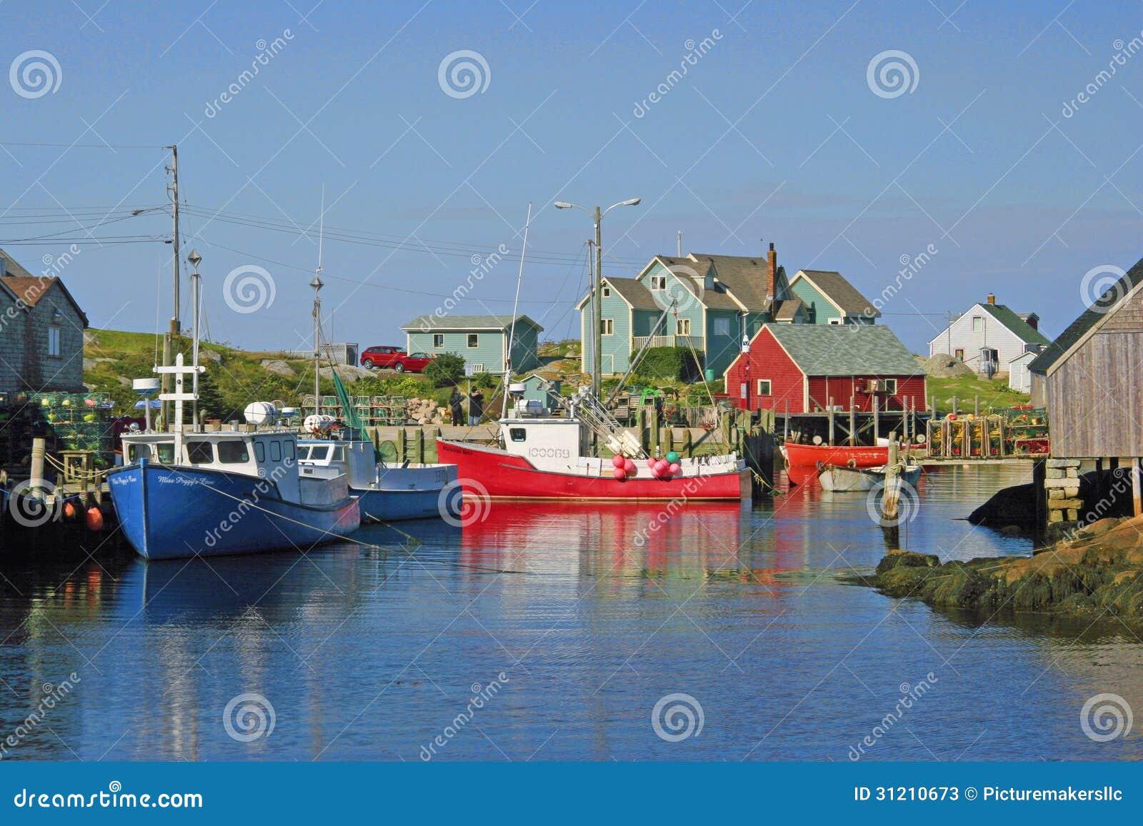 Peggys cove editorial stock photo image 31210673 for Nova scotia fishing