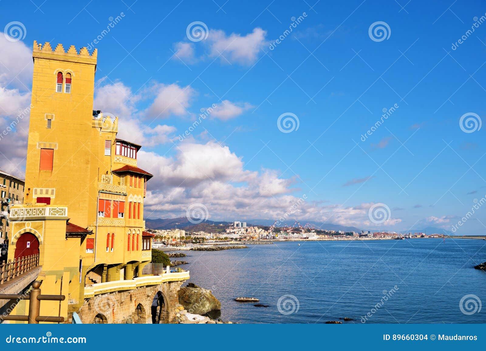 Pegli, Genova, Italia