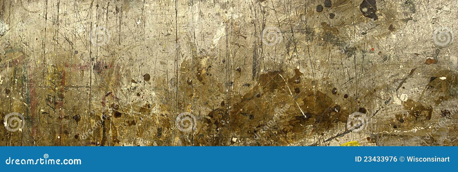 Peignez le fond de drapeau de panorama d établi de Tableau