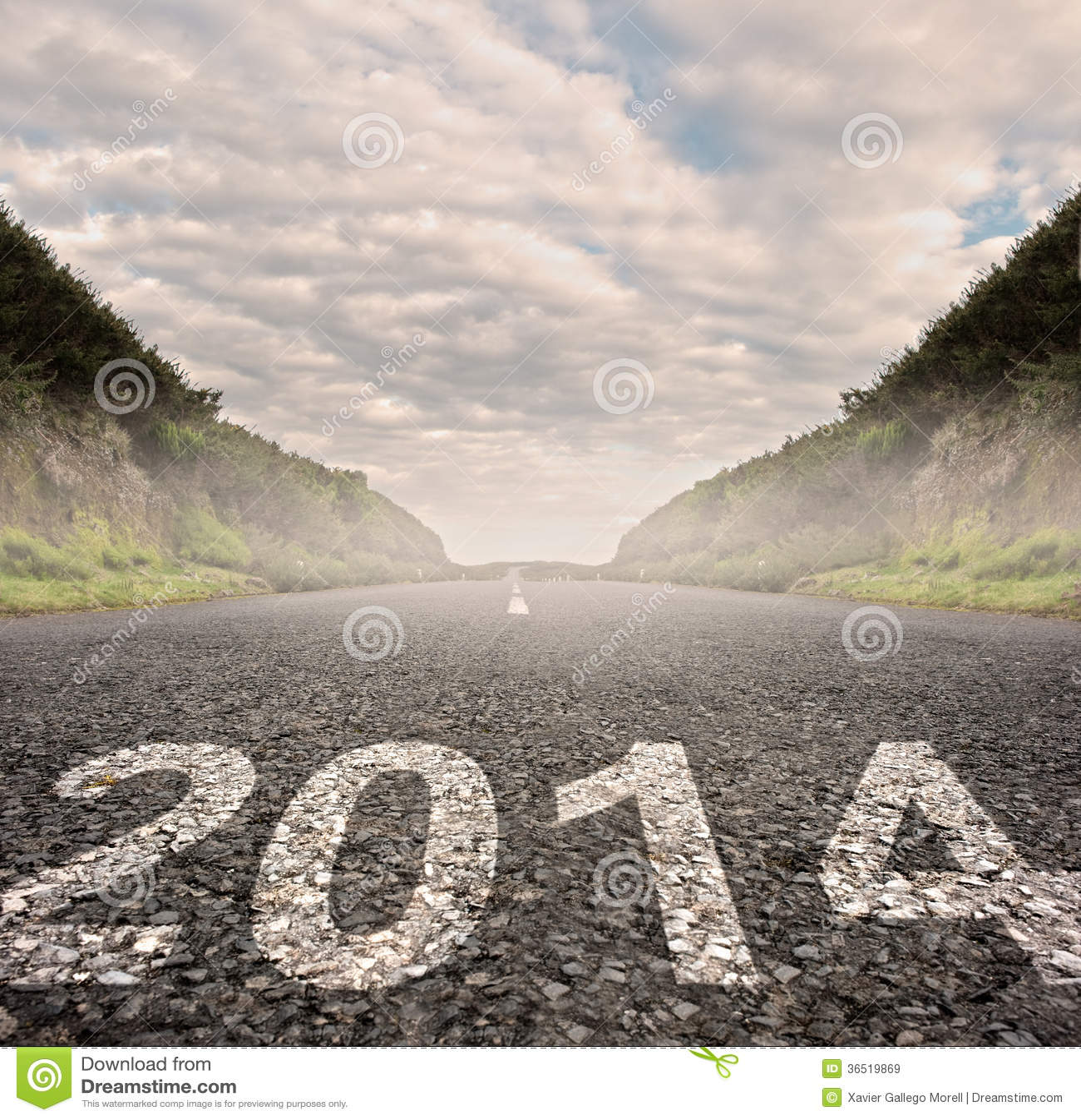 2014 peints sur l asphalte