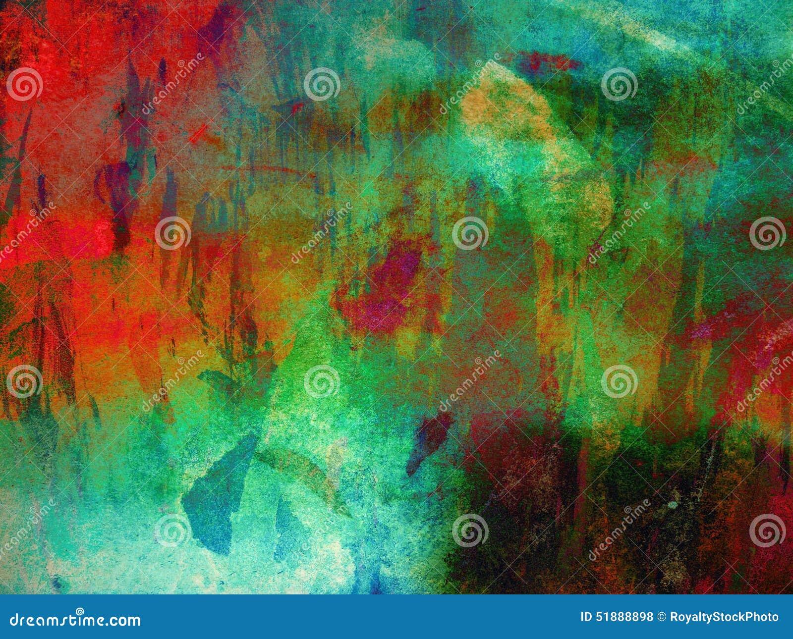 Peinture abstraite de fond