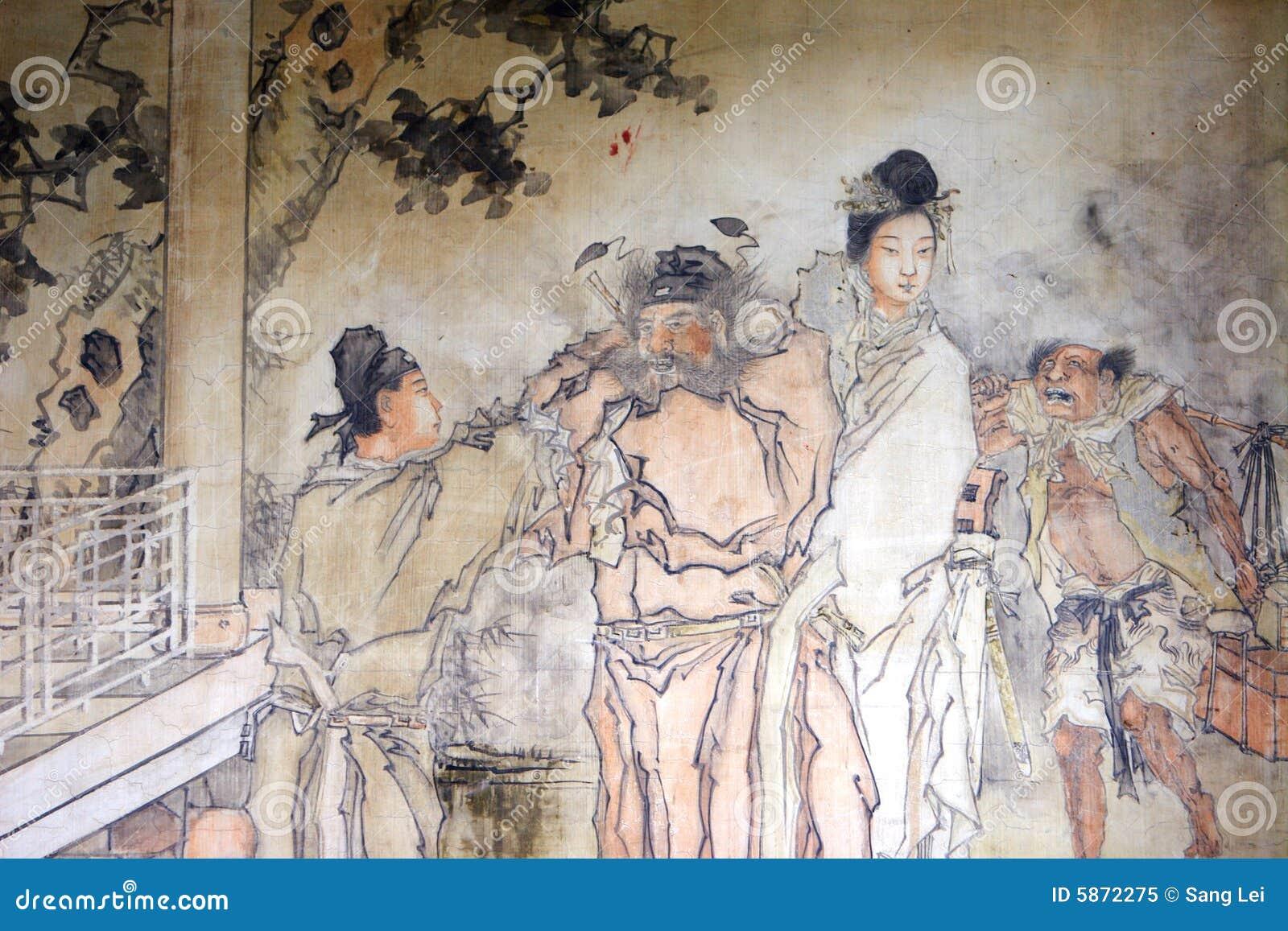 Peinture classique chinoise