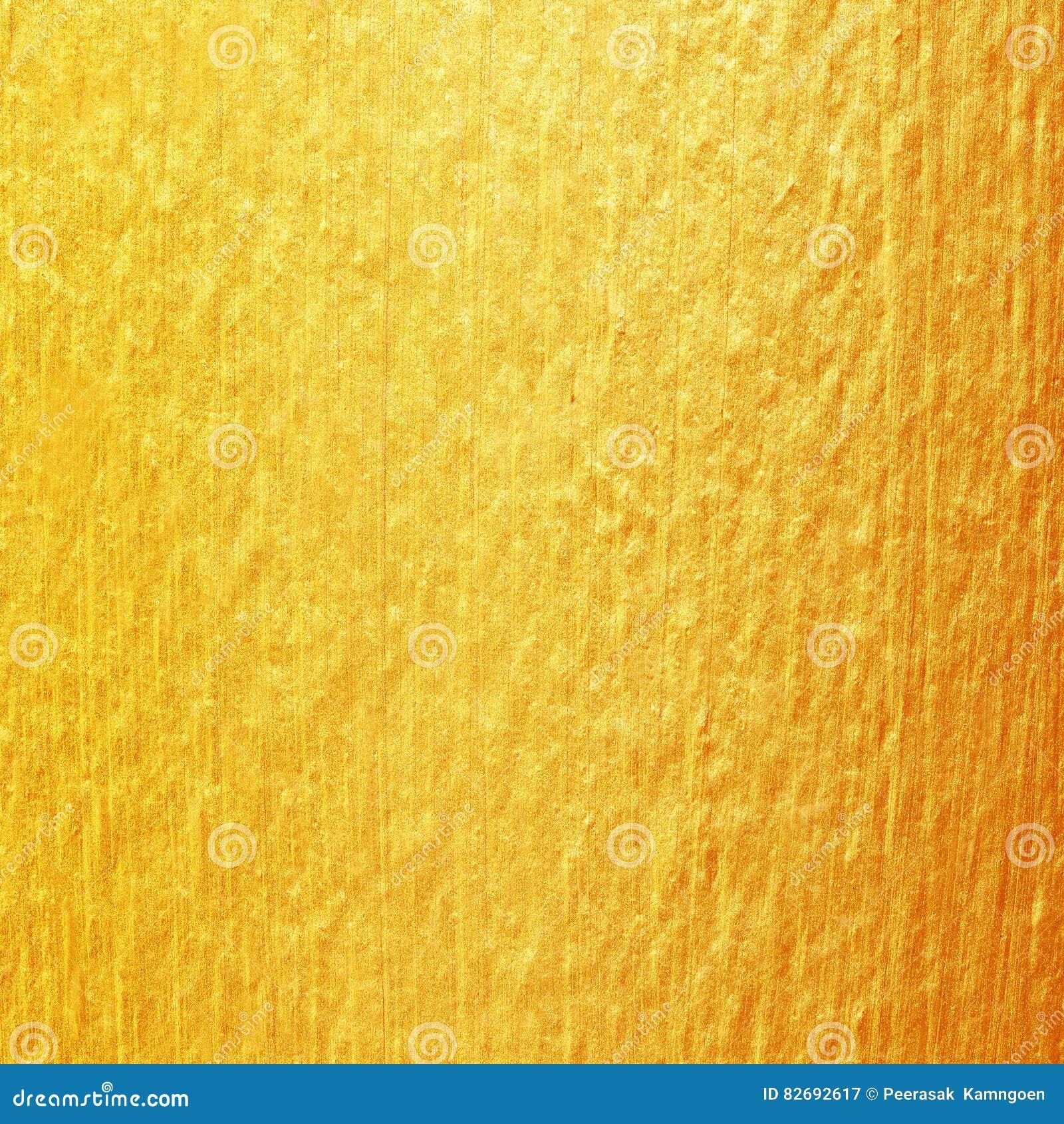 peinture d 39 or sur la texture de mur de ciment fond d 39 or de. Black Bedroom Furniture Sets. Home Design Ideas