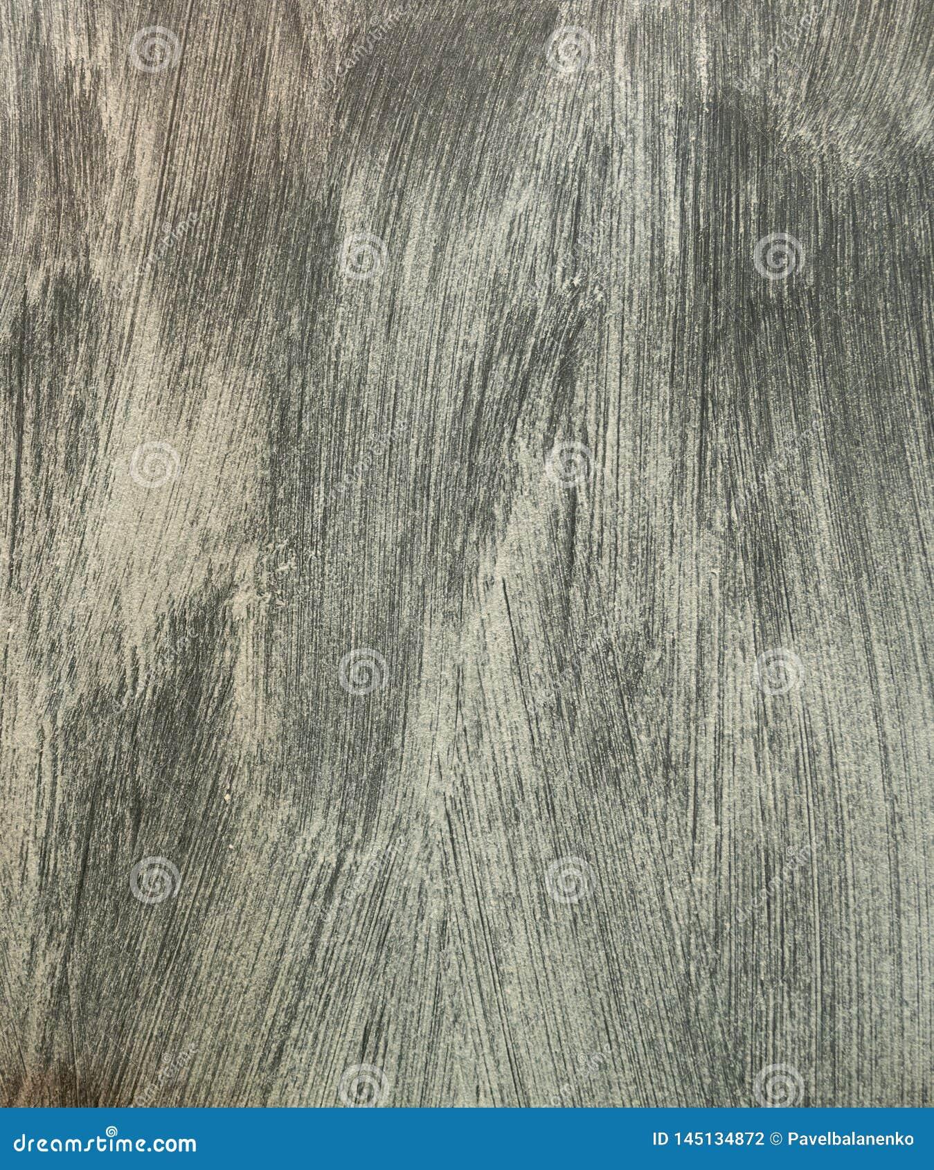 Peinture De Mur Grise Texturisée De Stuc De Résumé Grunge ...