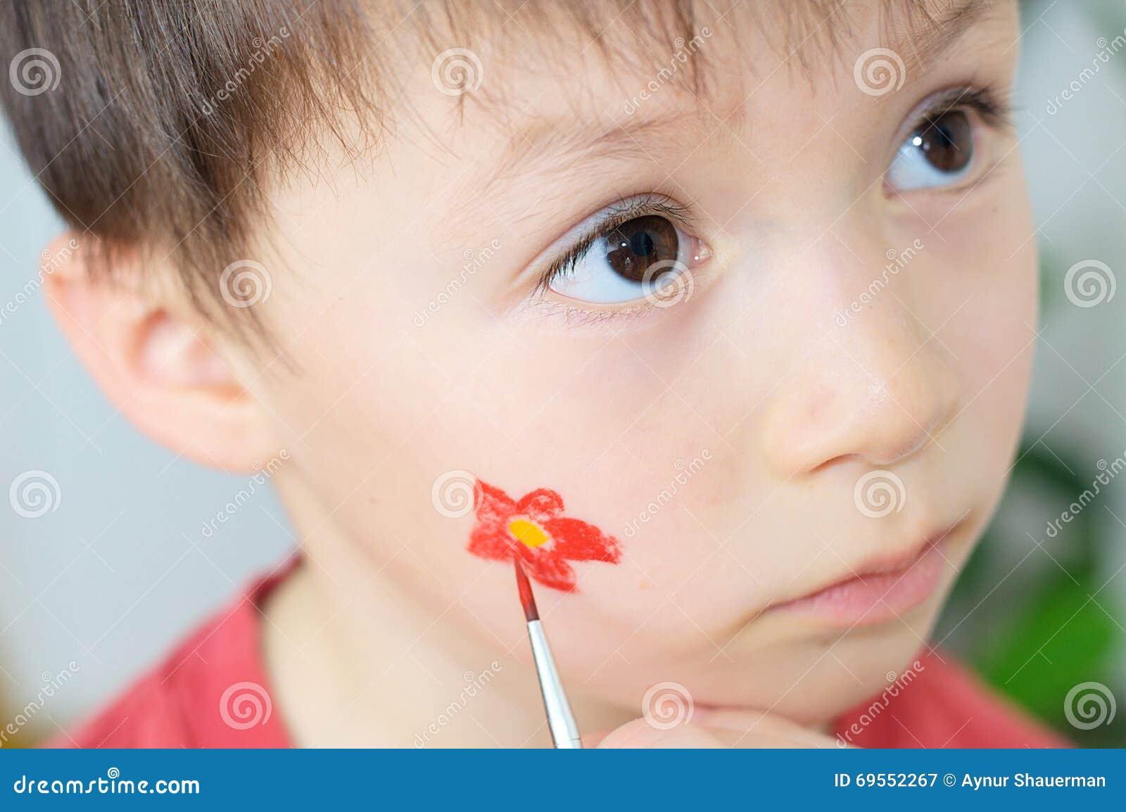 maquillage visage enfants peinture visage enfant. Black Bedroom Furniture Sets. Home Design Ideas