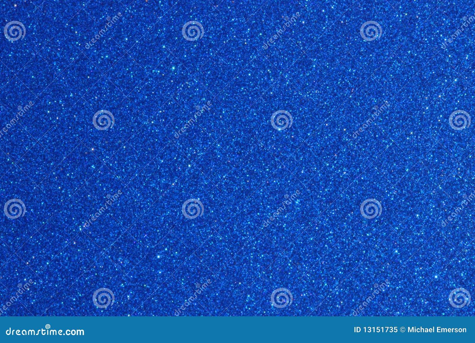 Peinture métallique bleue