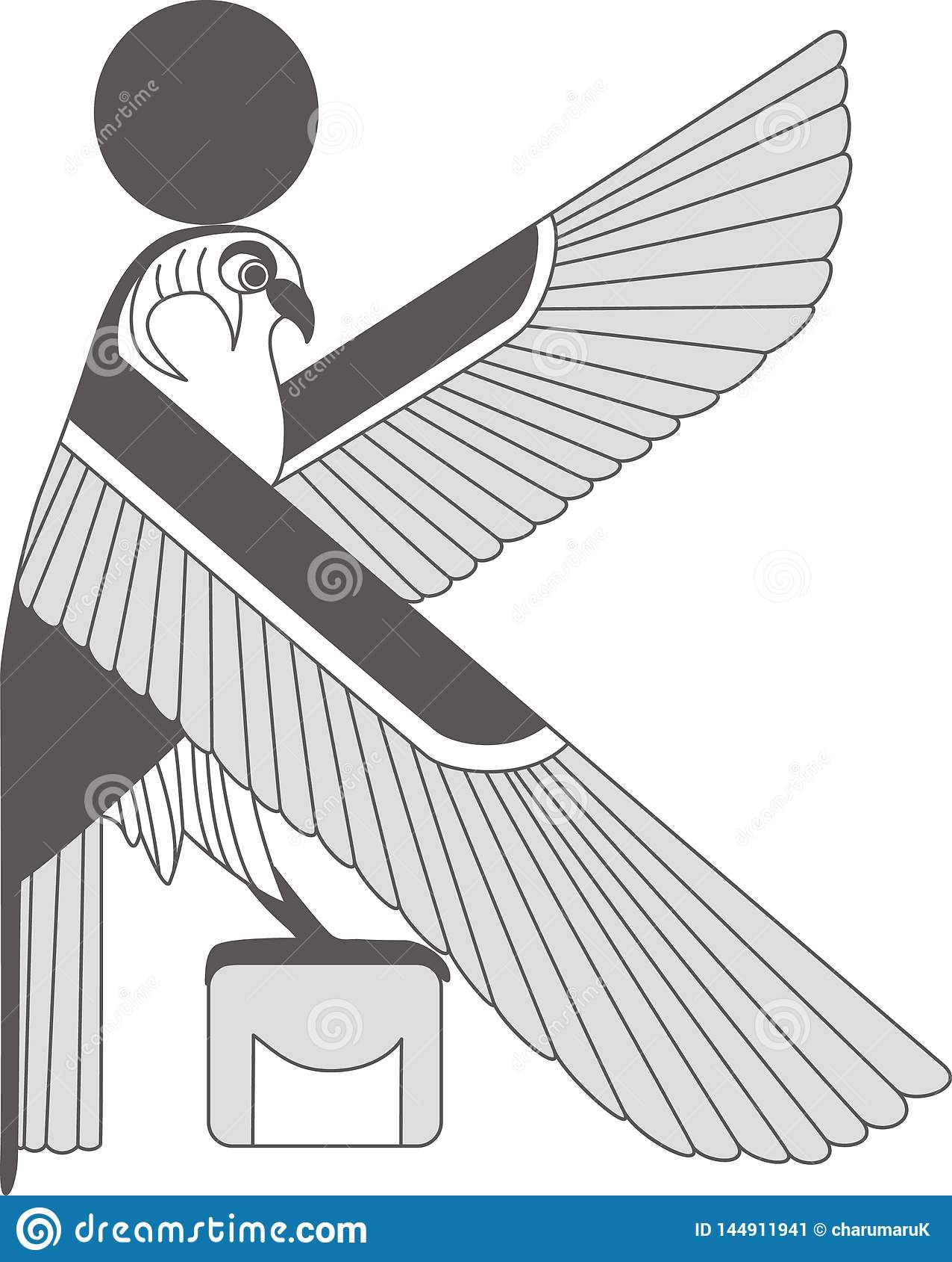 Peinture Murale D Egypte Antique Fond D Egypte Antique De