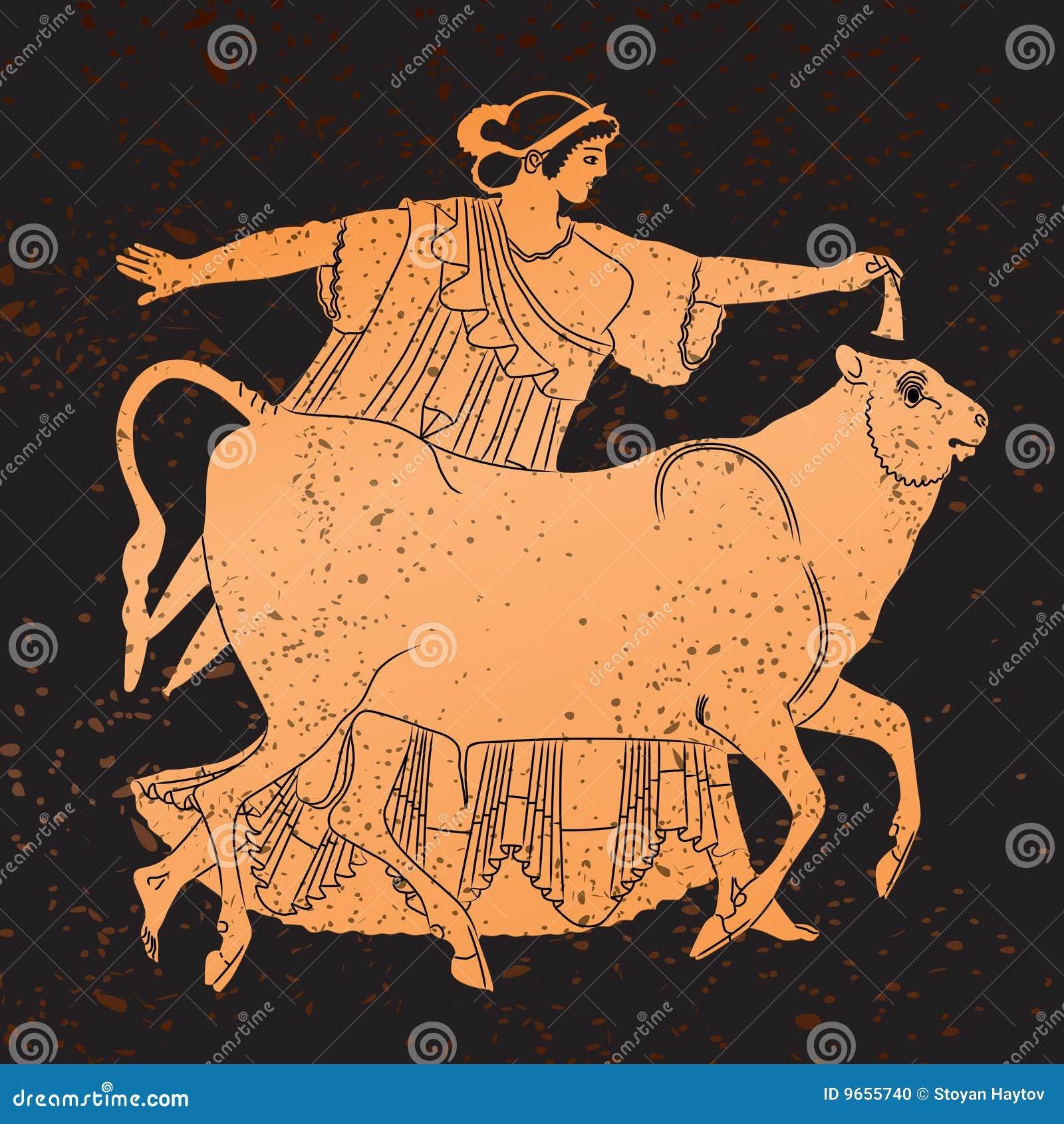 Peinture murale de la Grèce,