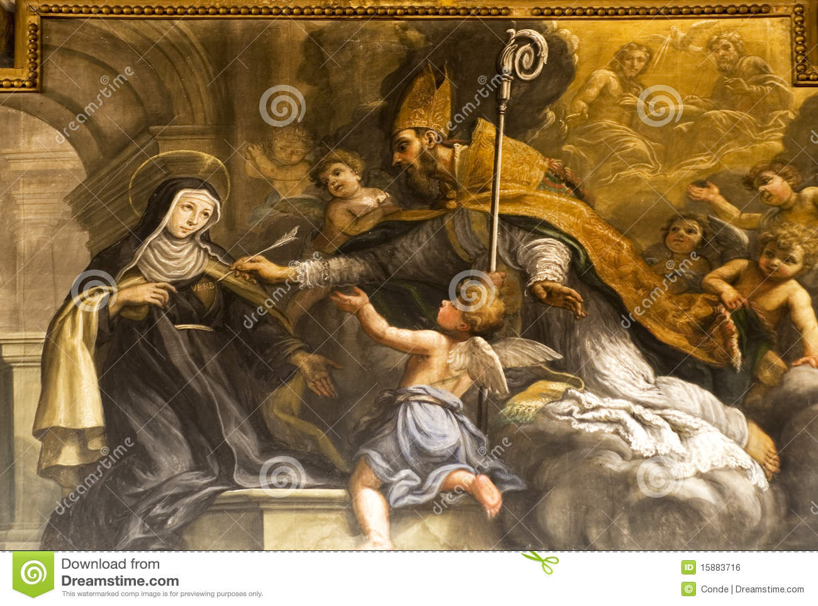 Peinture murale, groupe