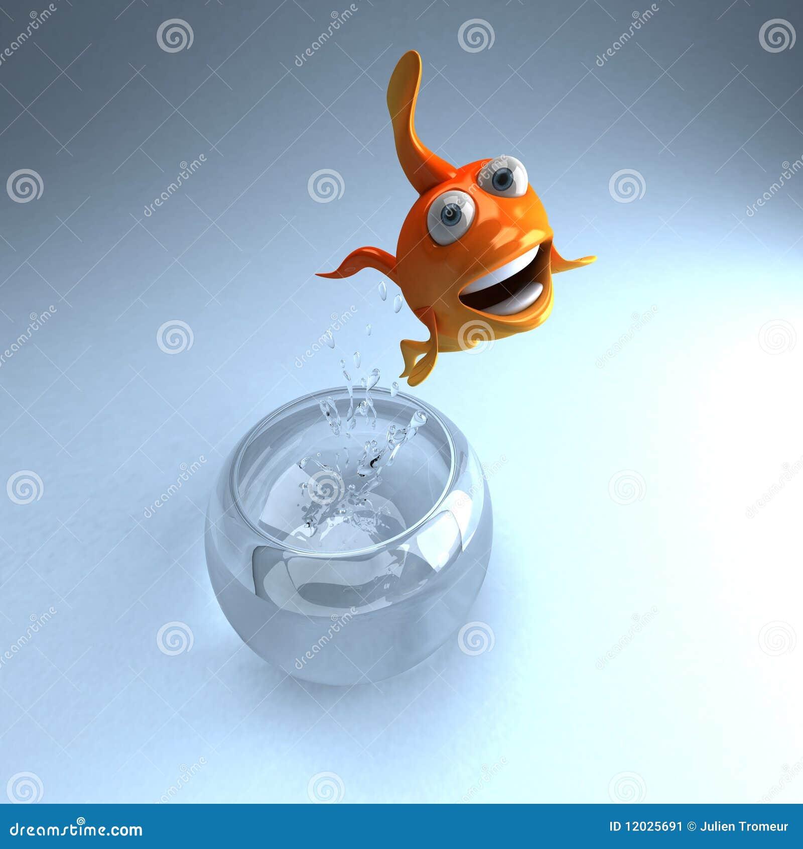 Peixes de salto