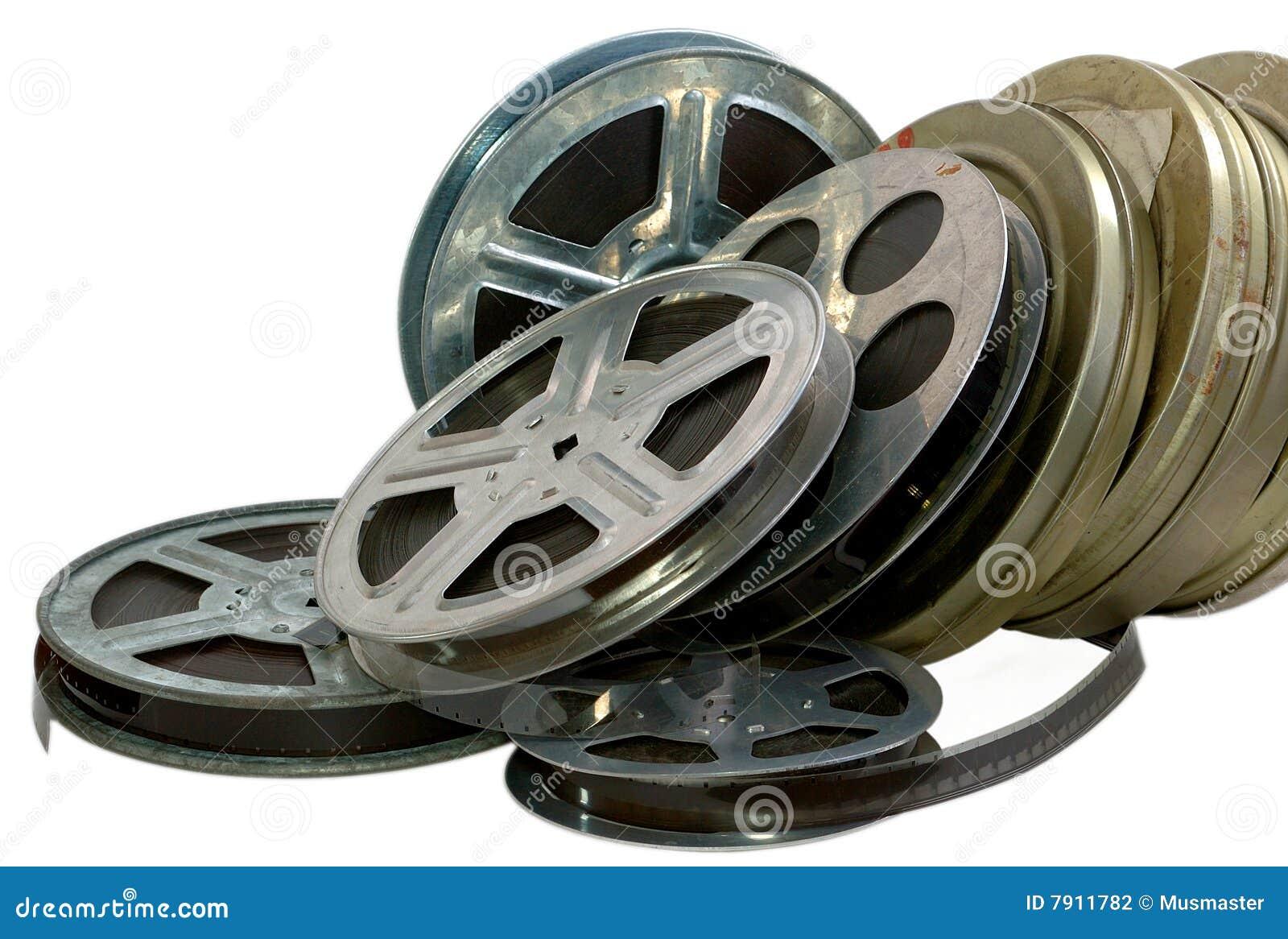 Película, 16m m, 35m m, cine
