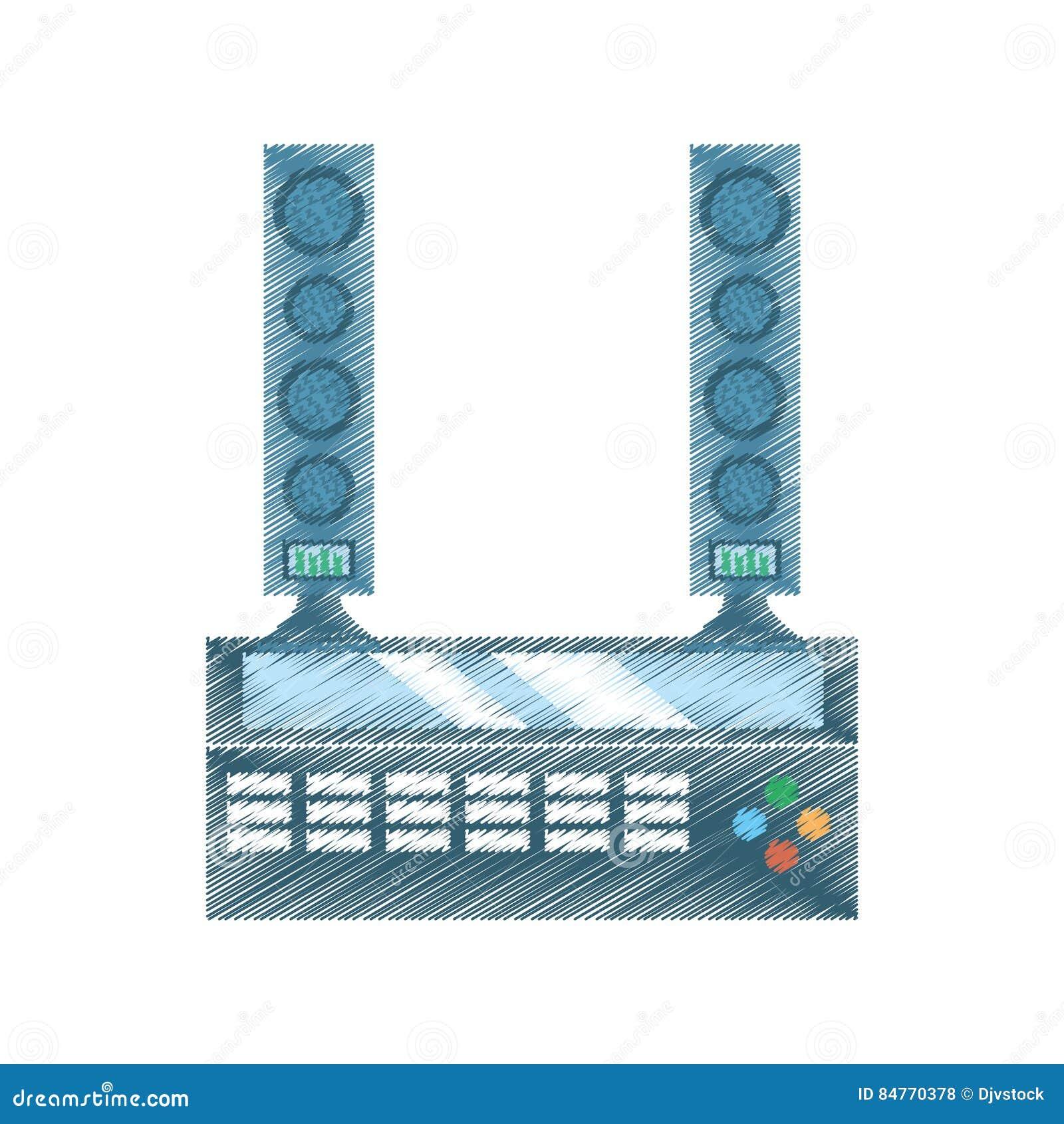 Dibujo Tv. Best D Etiqueta De La Pared Diy Retro Sala Tv ...