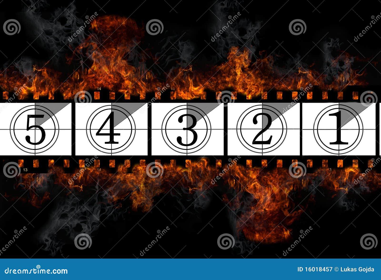 Película do incêndio