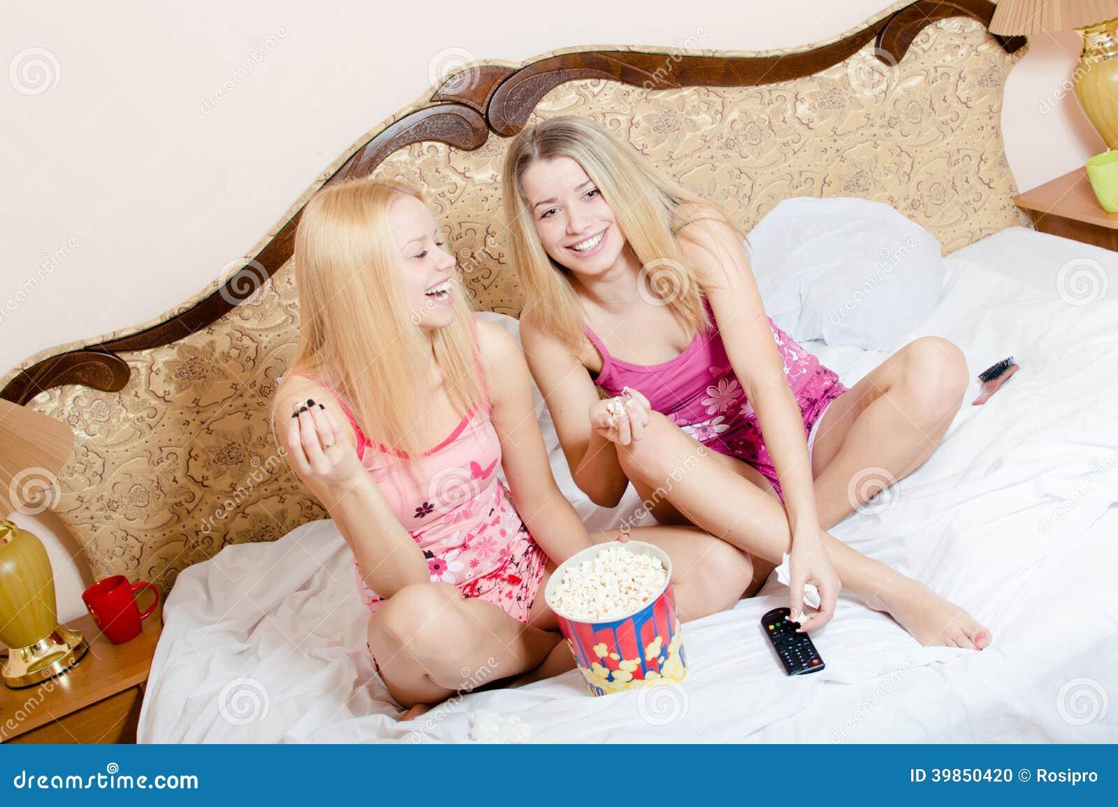 A una adolescente que se siente guapa