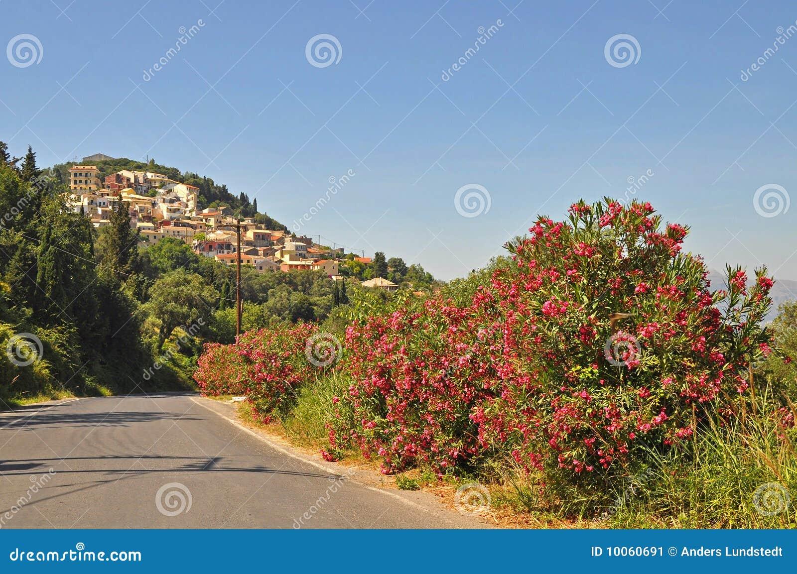 Pelekas da vila de Corfu