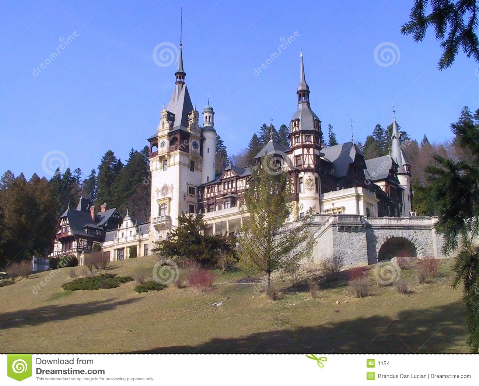 Peles замока