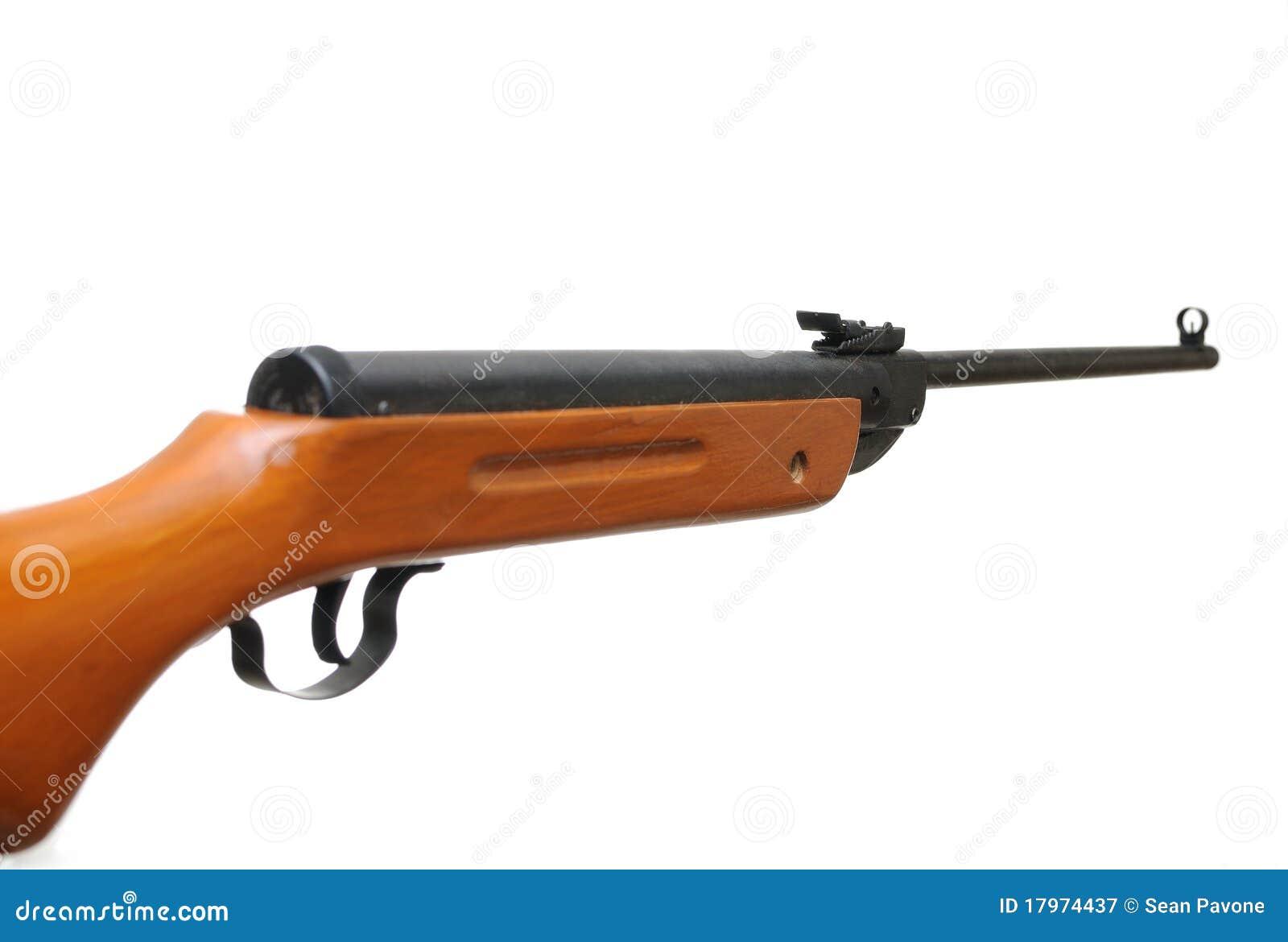 Pellet Gun stock image  Image of guns, barrel, hunt, shoot - 17974437