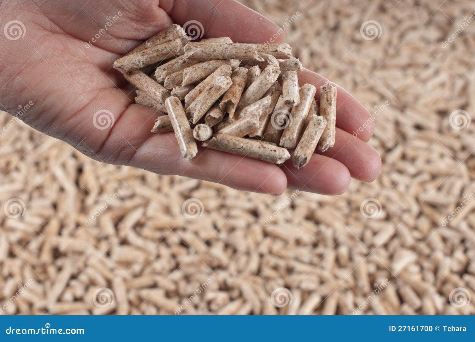 pellets biomass stock photo image 27161700. Black Bedroom Furniture Sets. Home Design Ideas