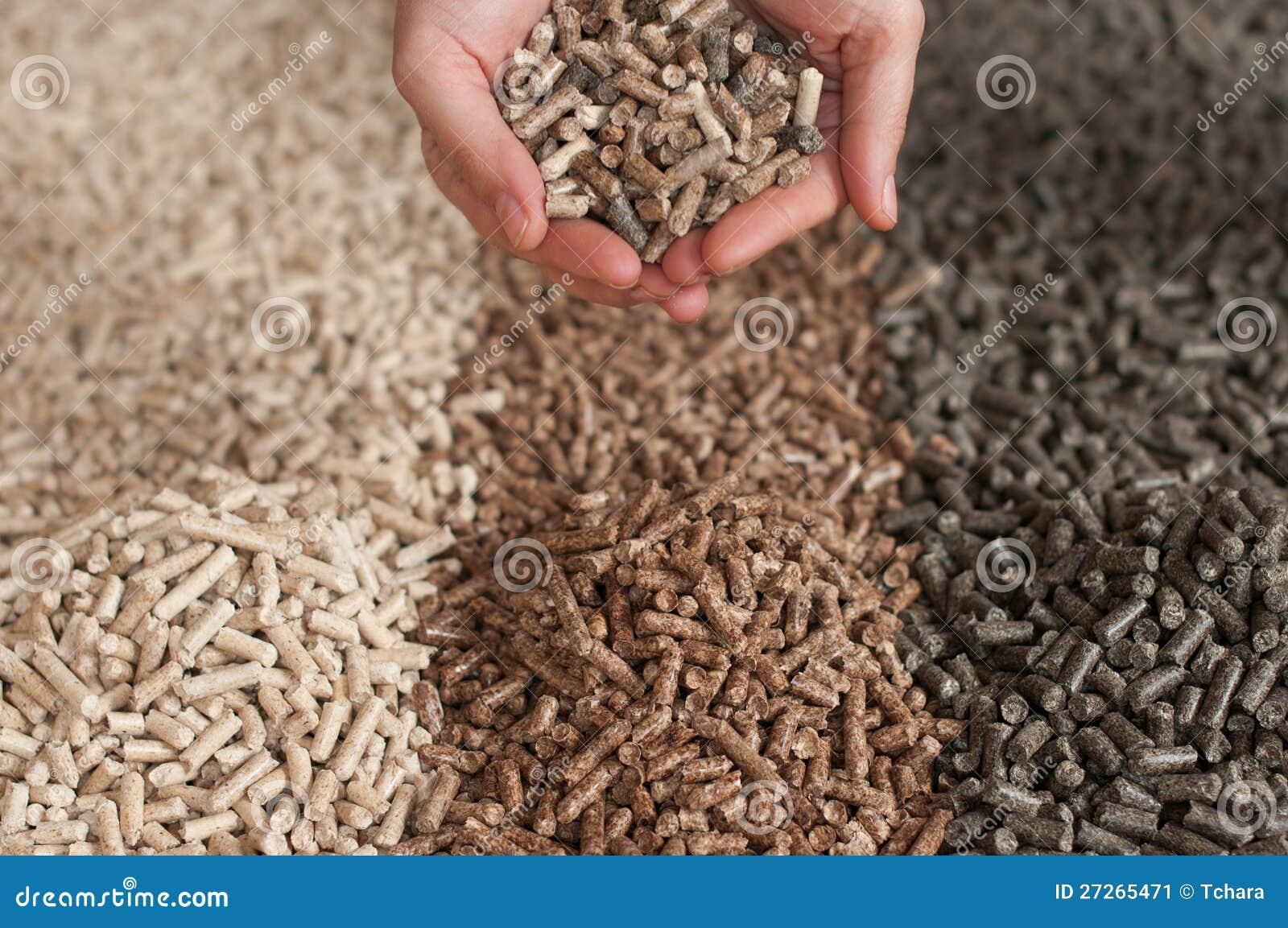 pellets biomass stock image image 27265471. Black Bedroom Furniture Sets. Home Design Ideas
