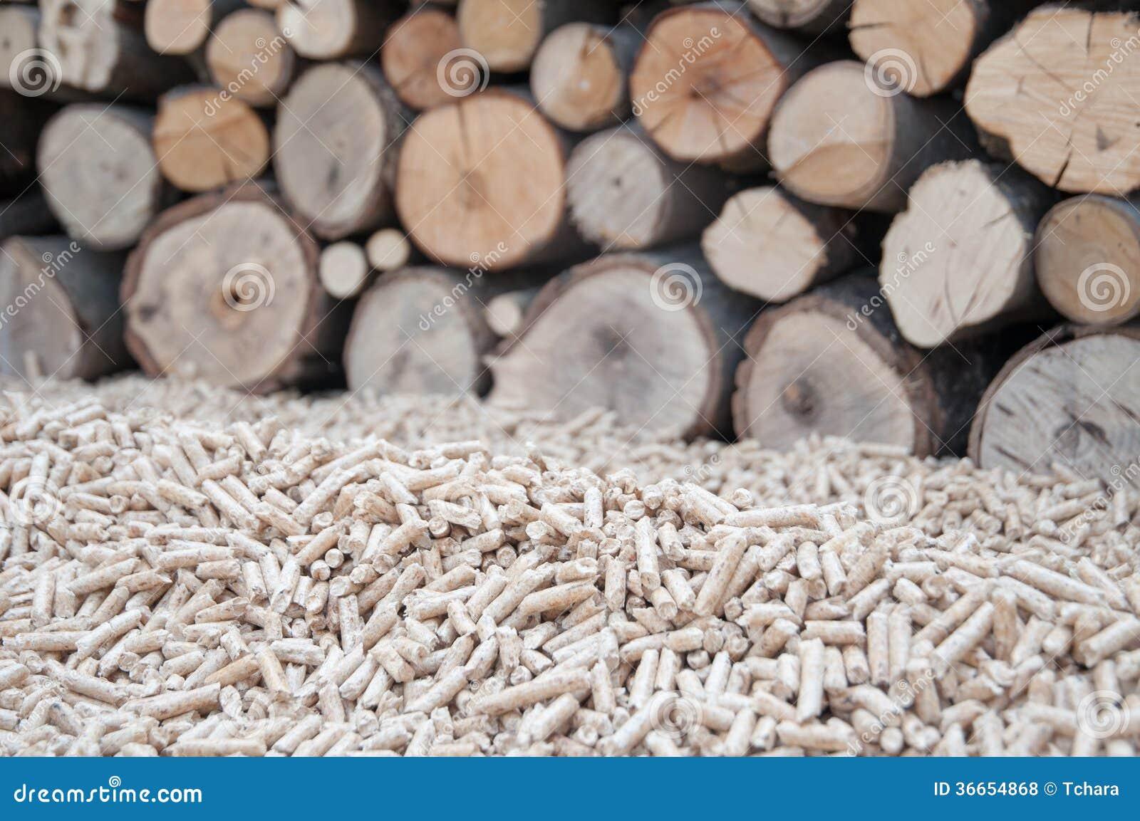 pellets biomass royalty free stock photos image 36654868. Black Bedroom Furniture Sets. Home Design Ideas