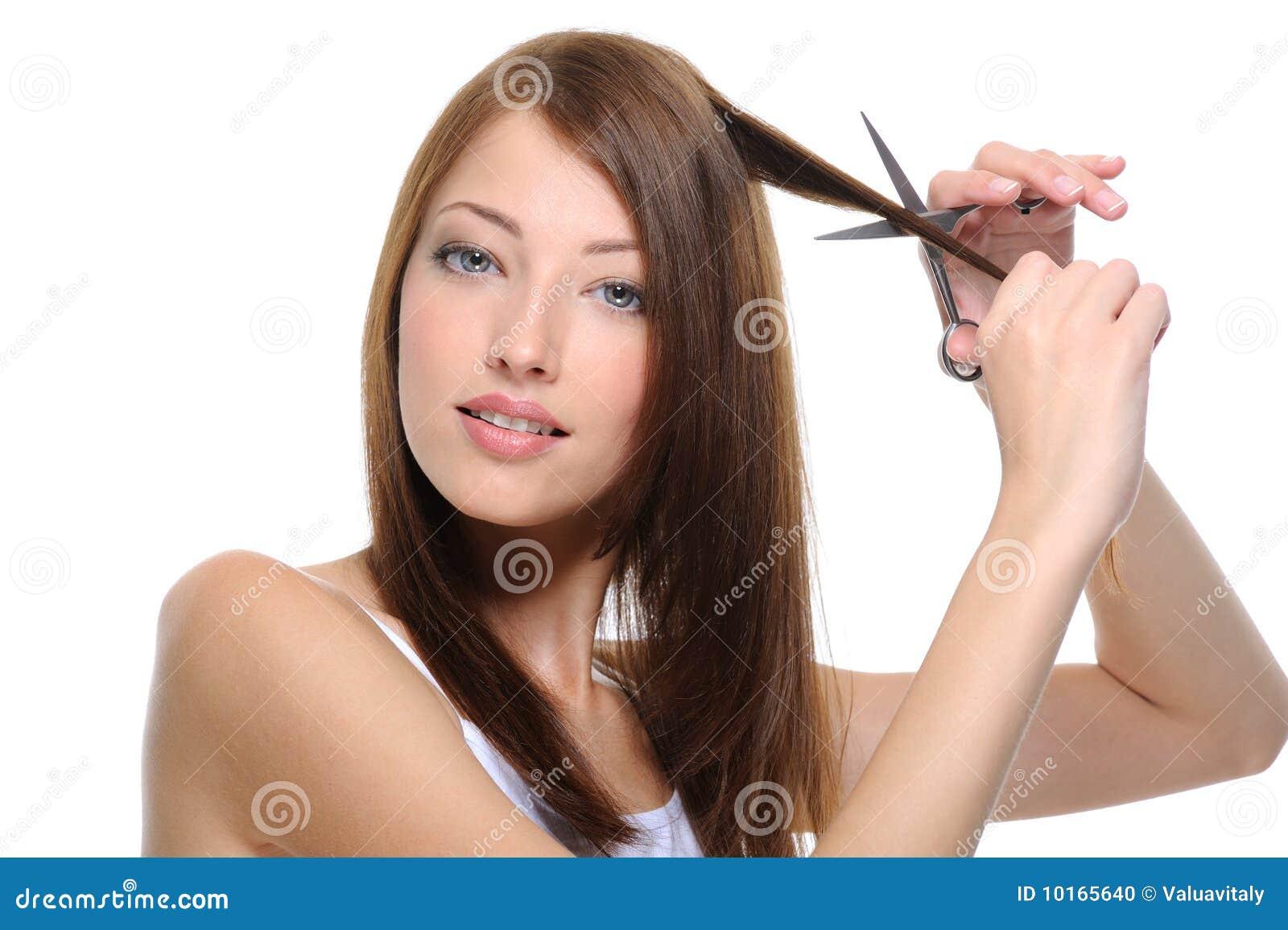 Подстригла сама себе волосы во сне