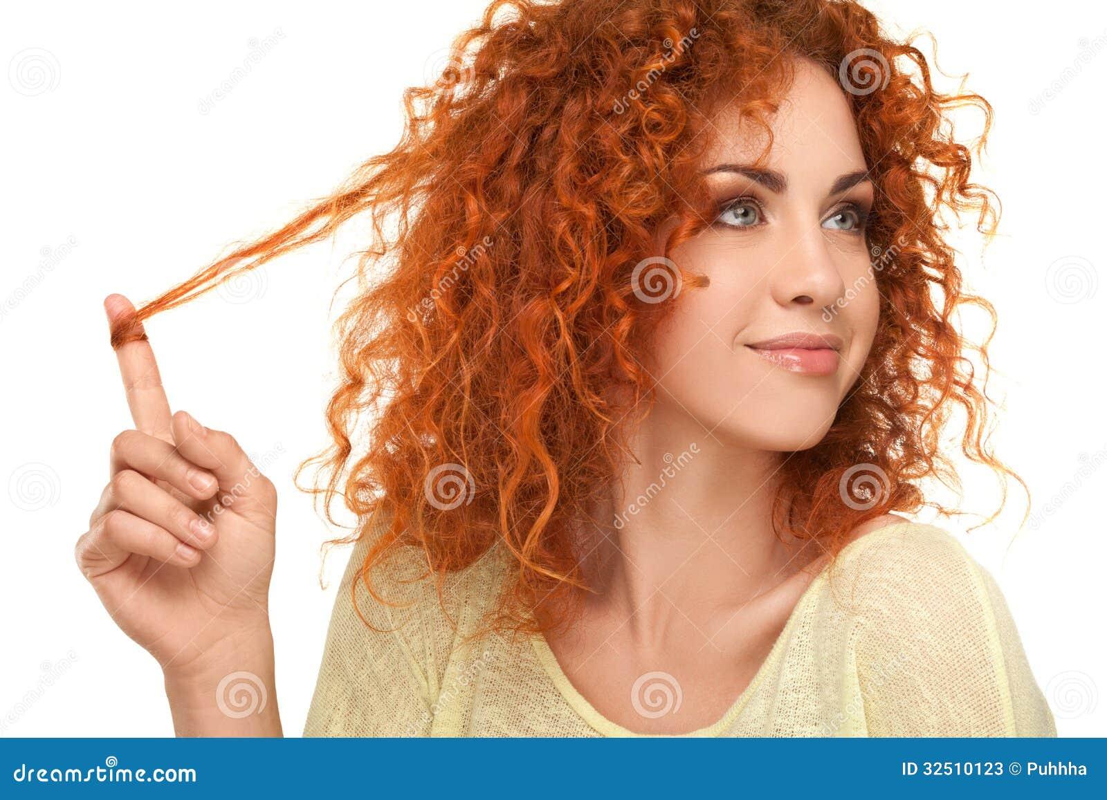 Как кудрявые волосы сделать еще кудрявее