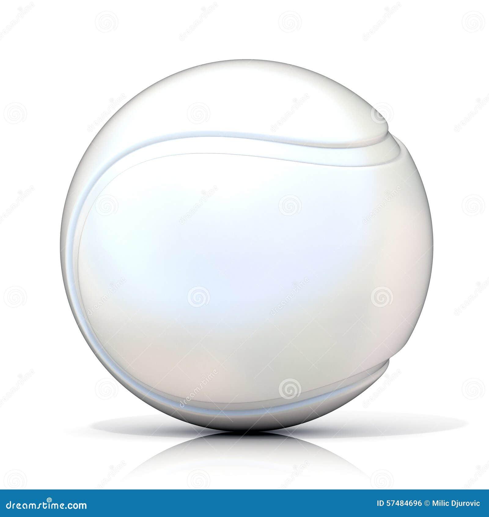 Tenis pelota stock de ilustracion ilustracion libre de stock de - Pelota De Tenis Blanca