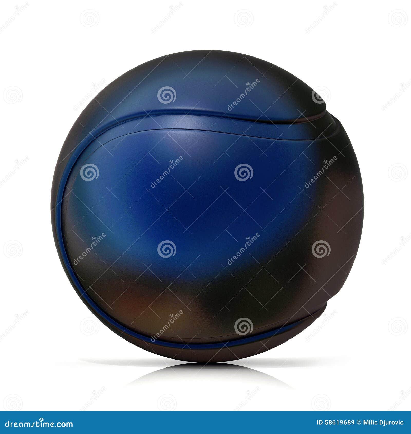 Tenis pelota stock de ilustracion ilustracion libre de stock de - Pelota De Tenis Negra Stock De Ilustraci N