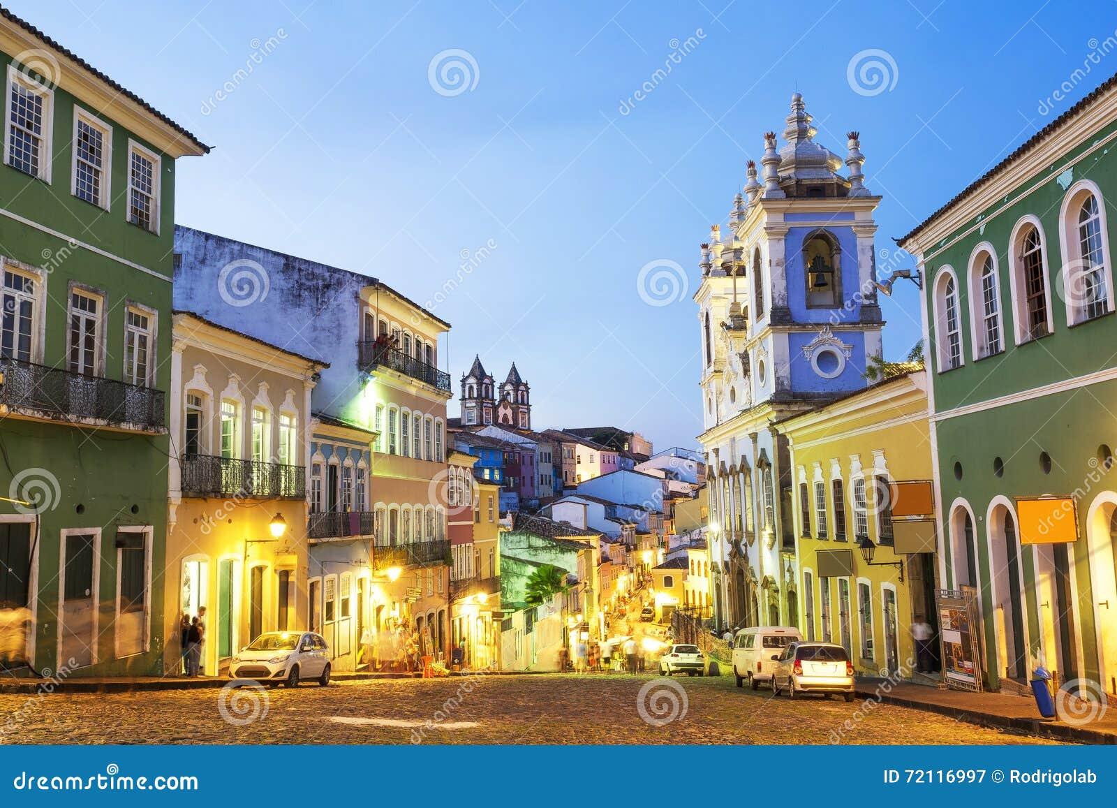 Salvador de Baha, el primer destino de Brasil en verano