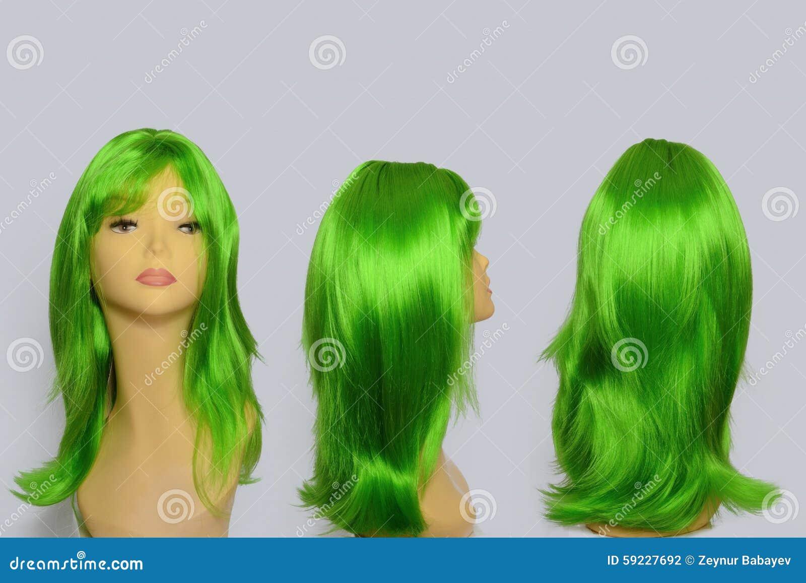 Peluca del pelo