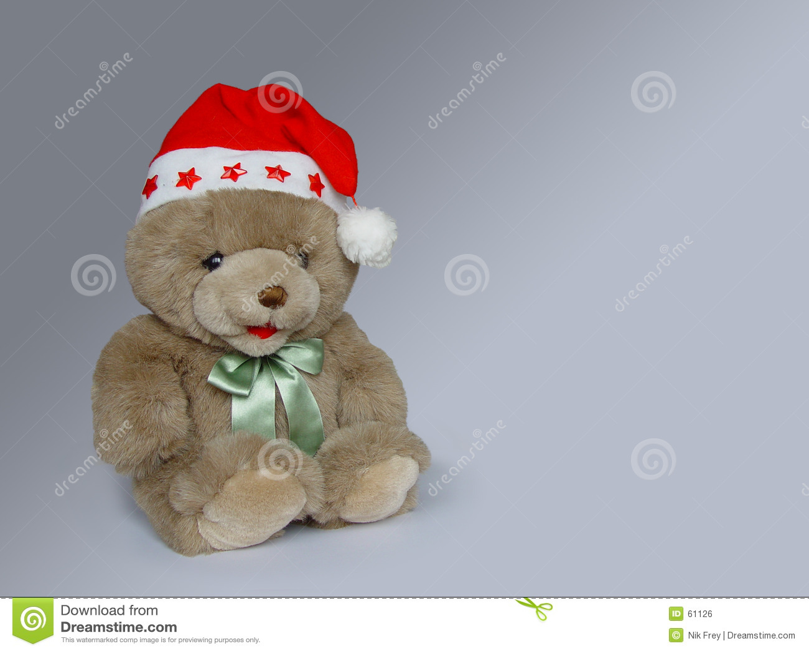 Peluche do Natal